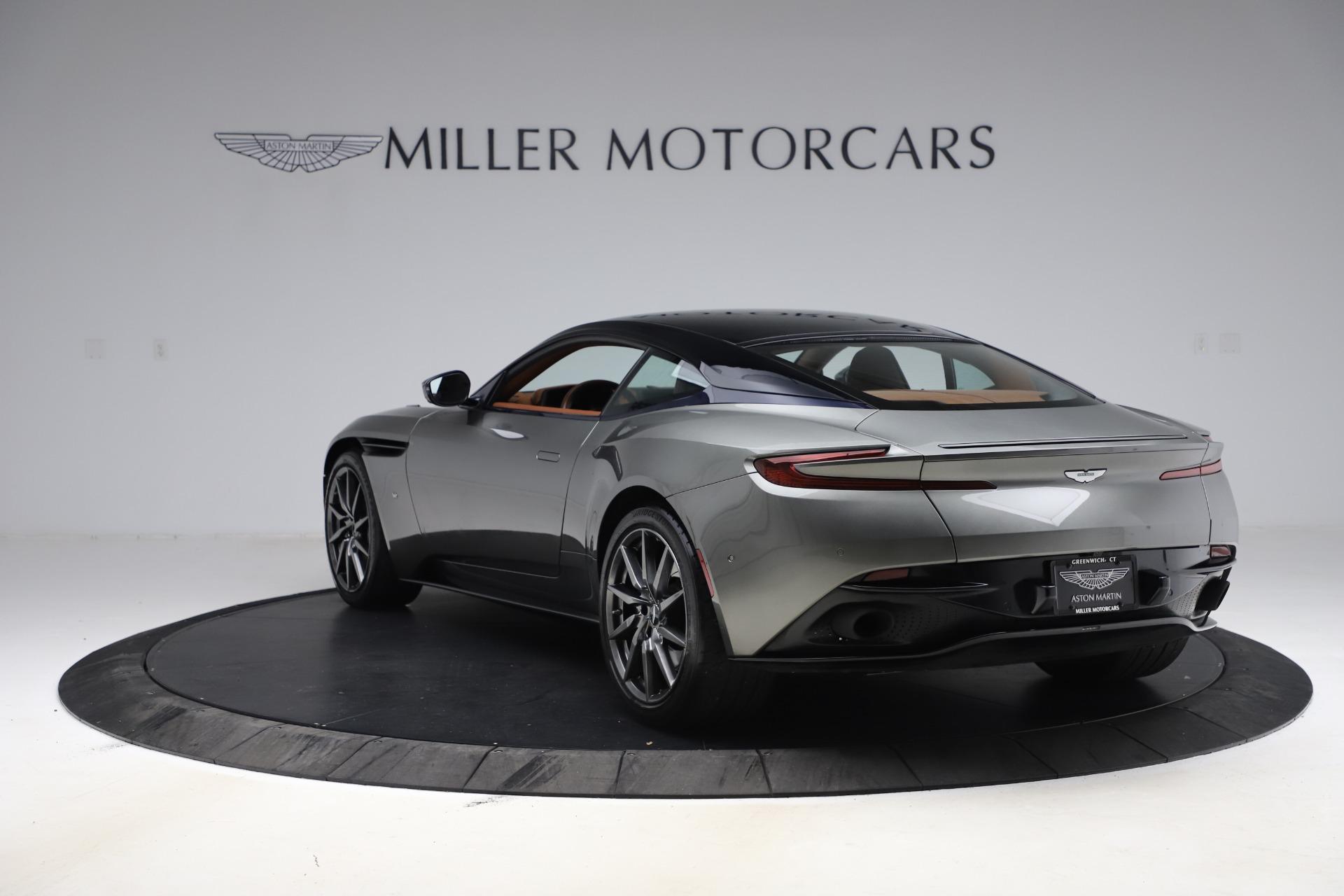 Used 2017 Aston Martin DB11 V12 Coupe