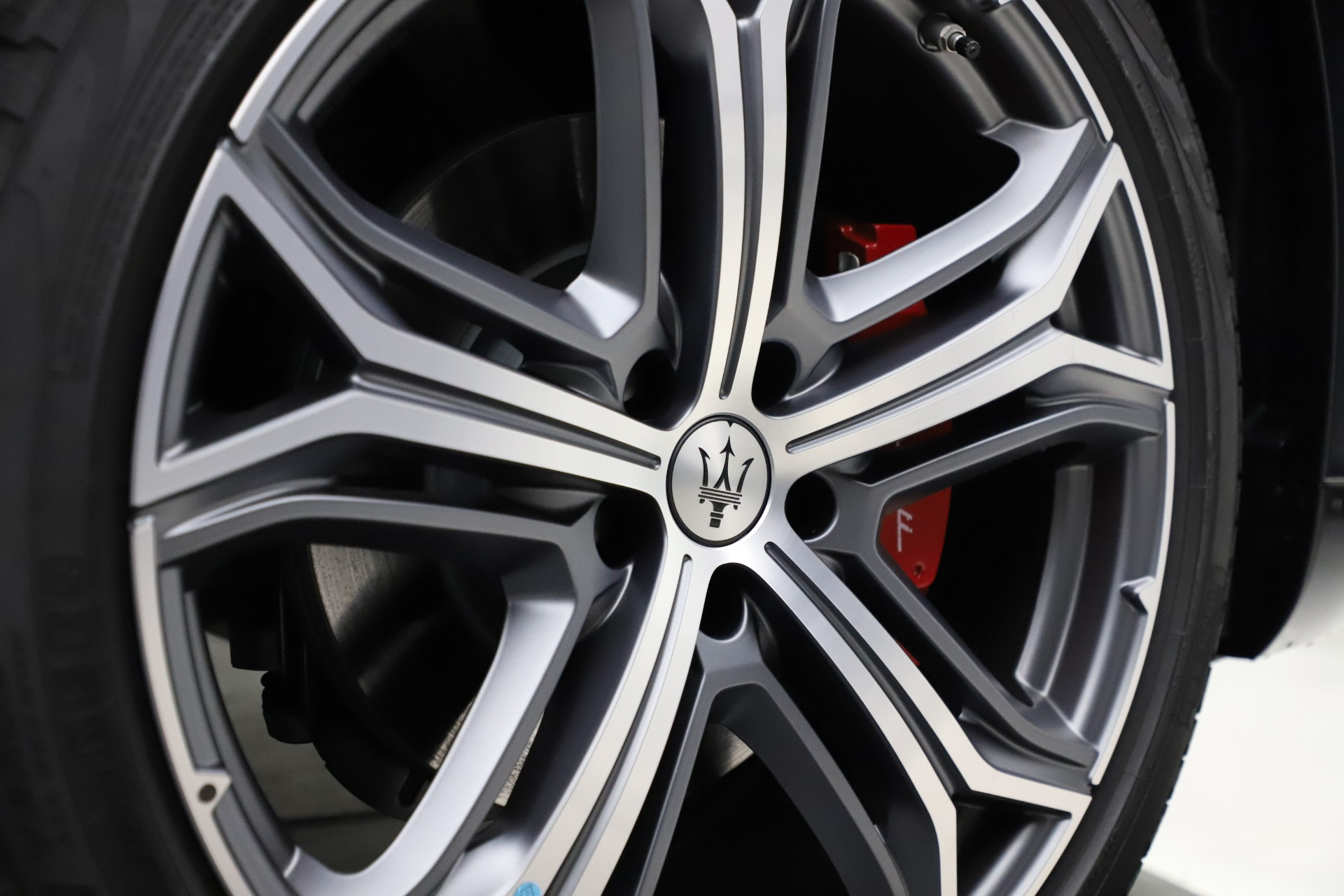 New 2021 Maserati Levante Q4 GranSport