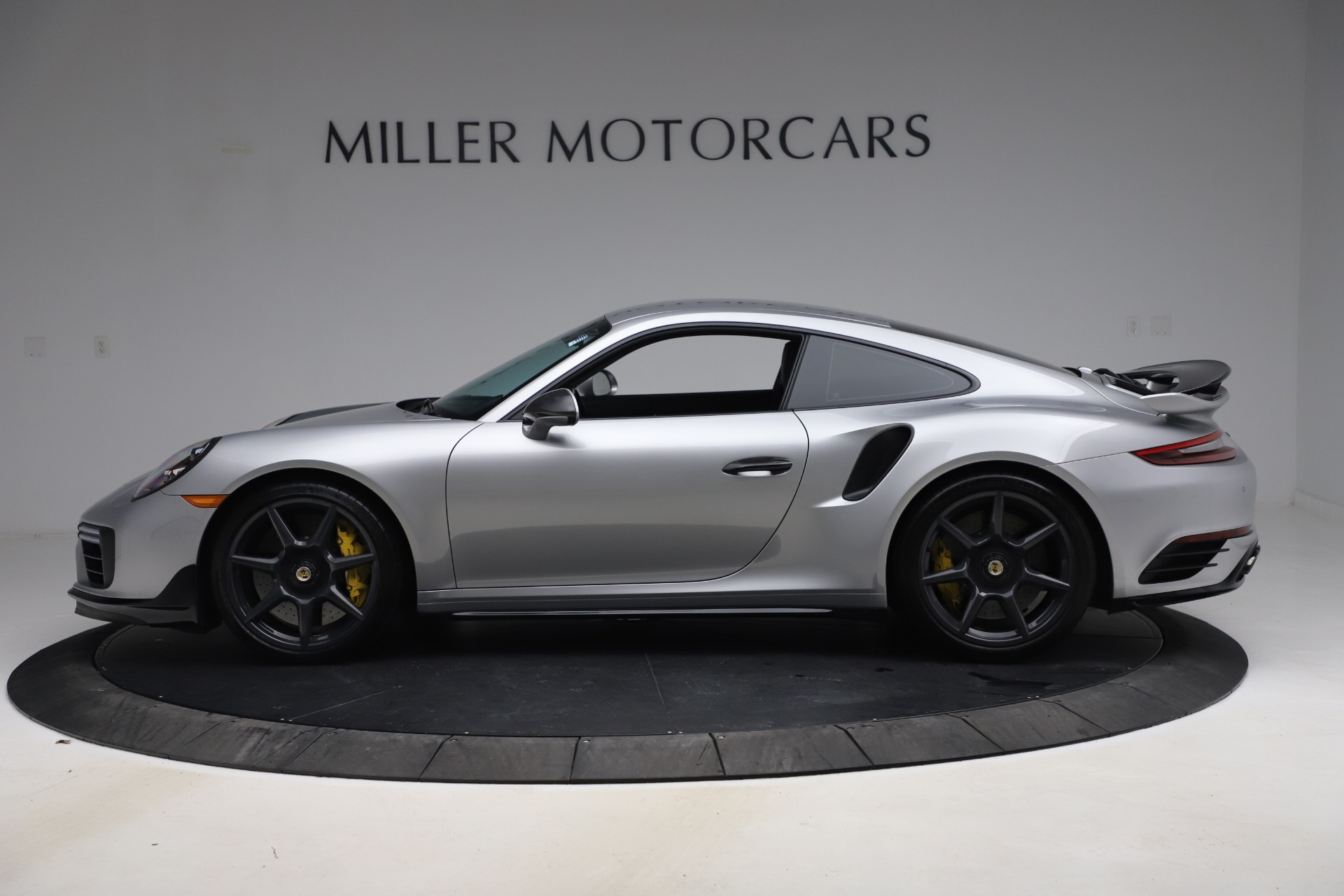 Used 2019 Porsche 911 Turbo S