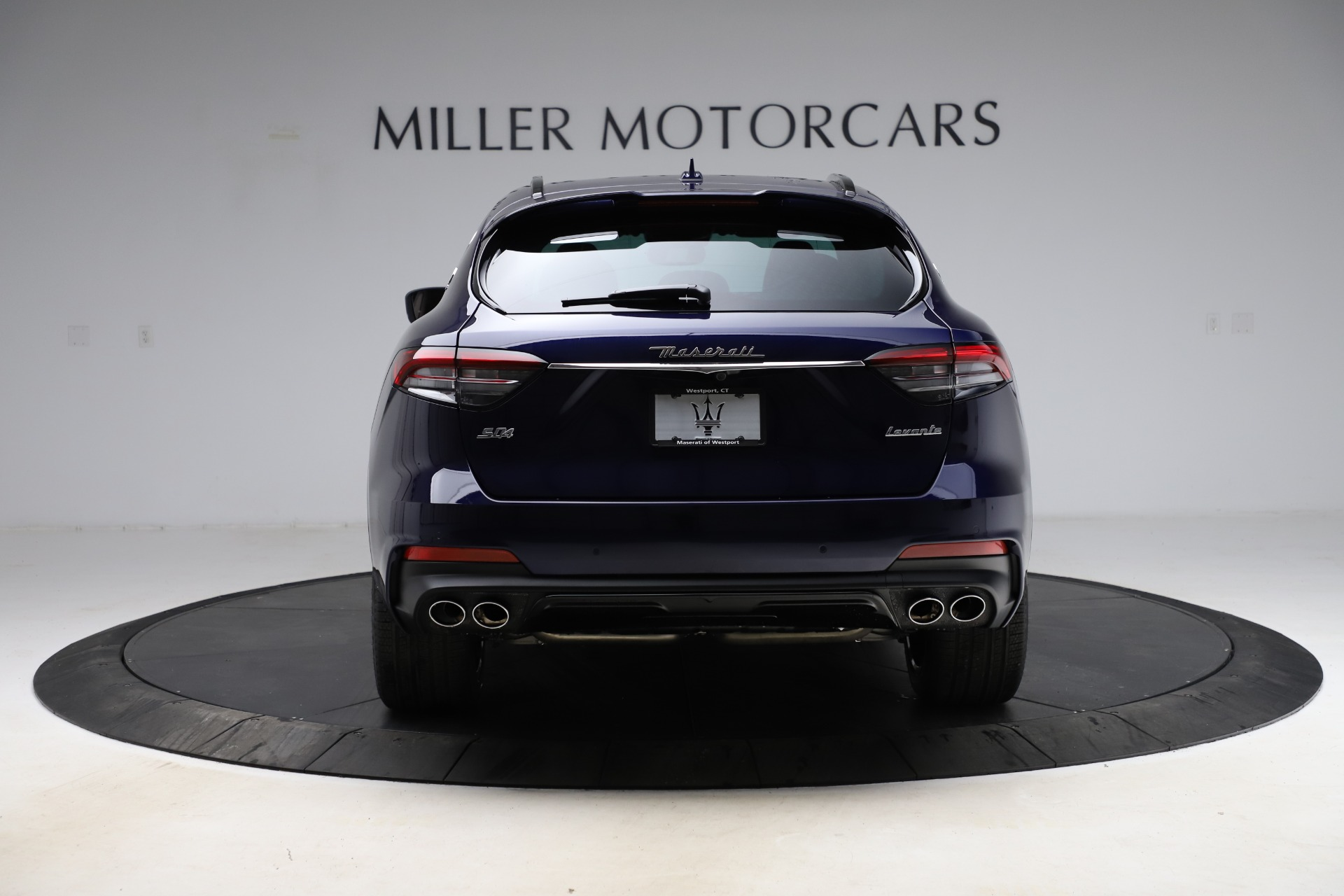 New 2021 Maserati Levante S Q4 GranSport
