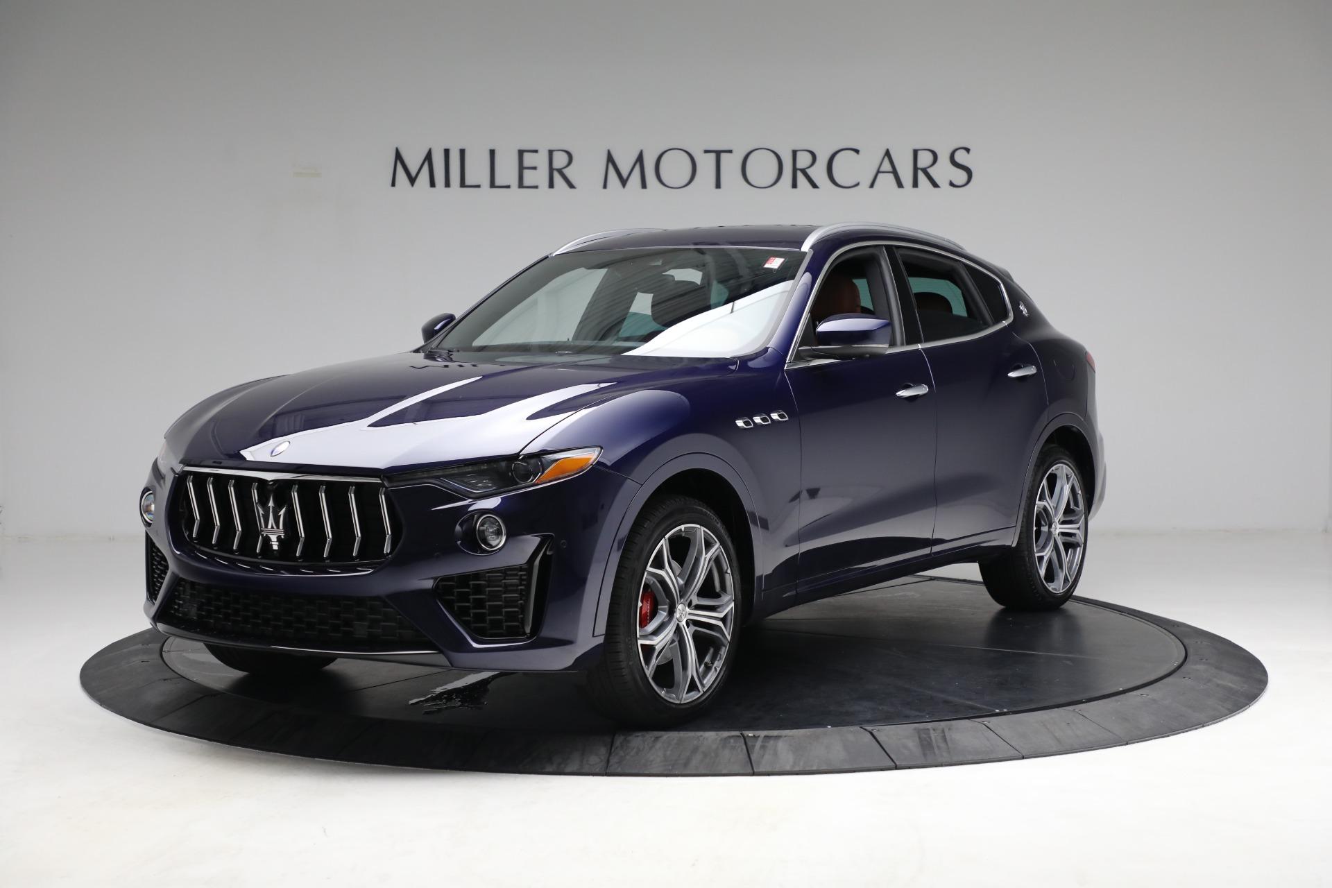 New 2021 Maserati Levante Q4   Greenwich, CT