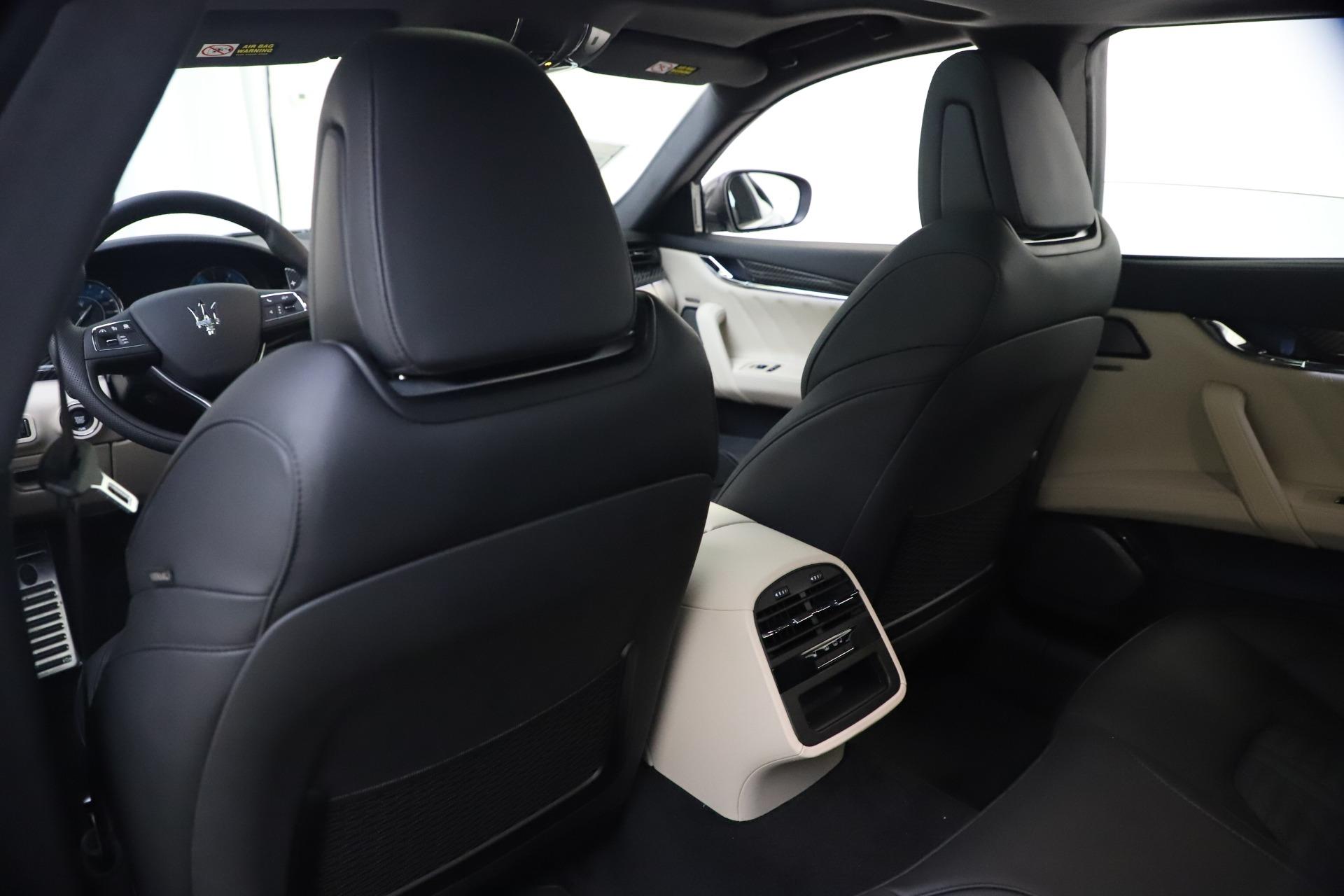 New 2021 Maserati Quattroporte S Q4 GranSport