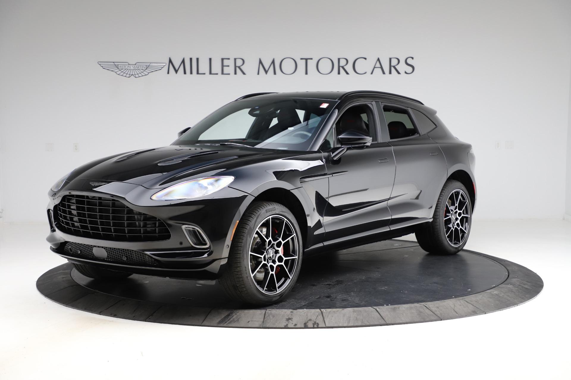 New 2021 Aston Martin DBX SUV | Greenwich, CT