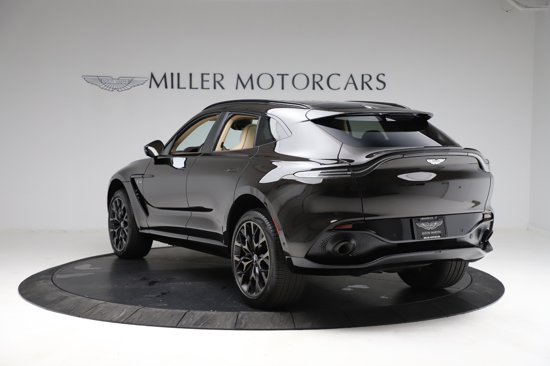 New 2021 Aston Martin DBX SUV