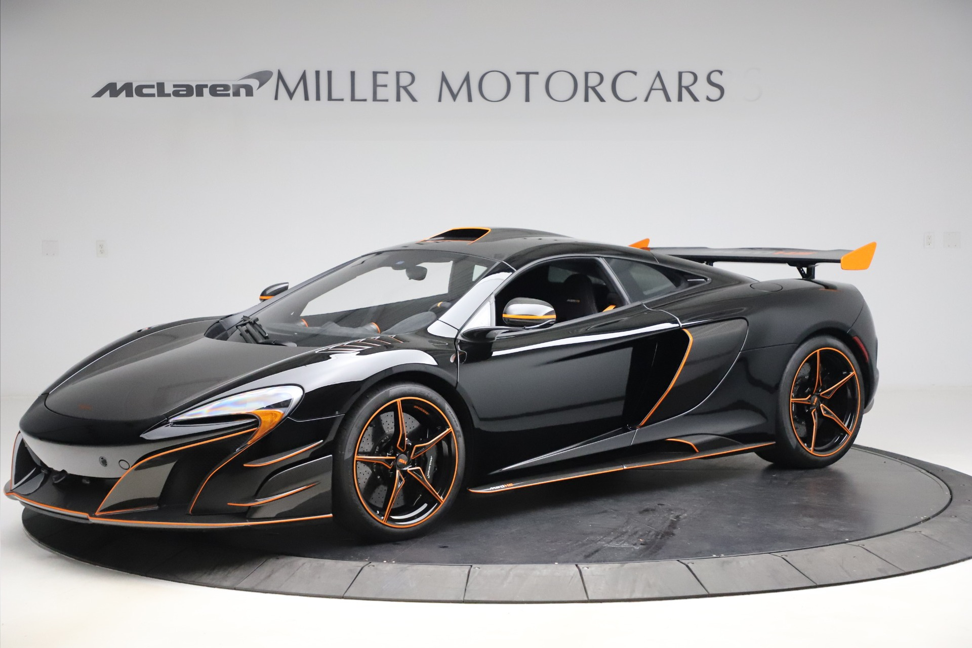 Used 2016 McLaren 688 MSO HS | Greenwich, CT