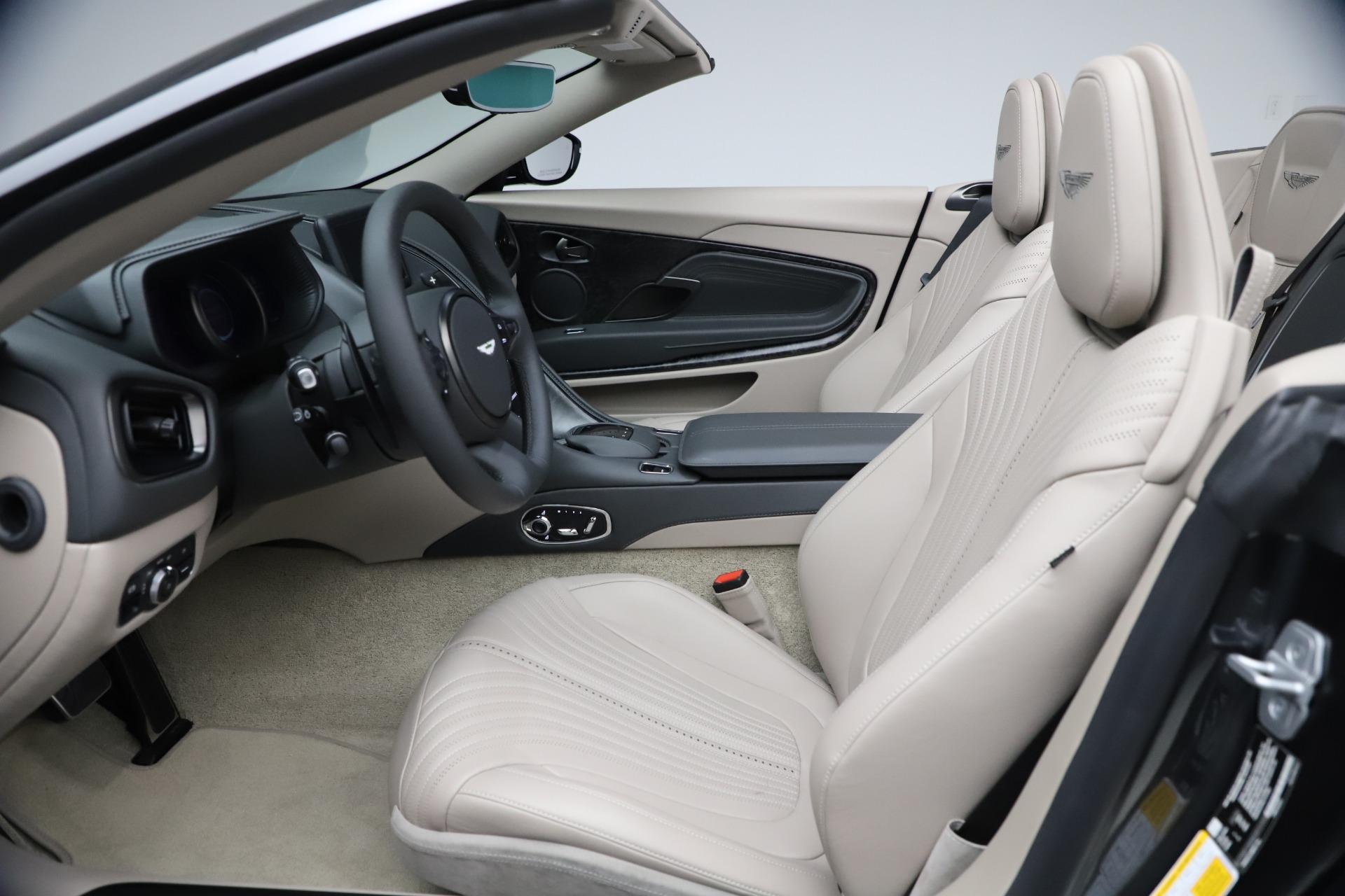 New 2021 Aston Martin DB11 Volante Convertible