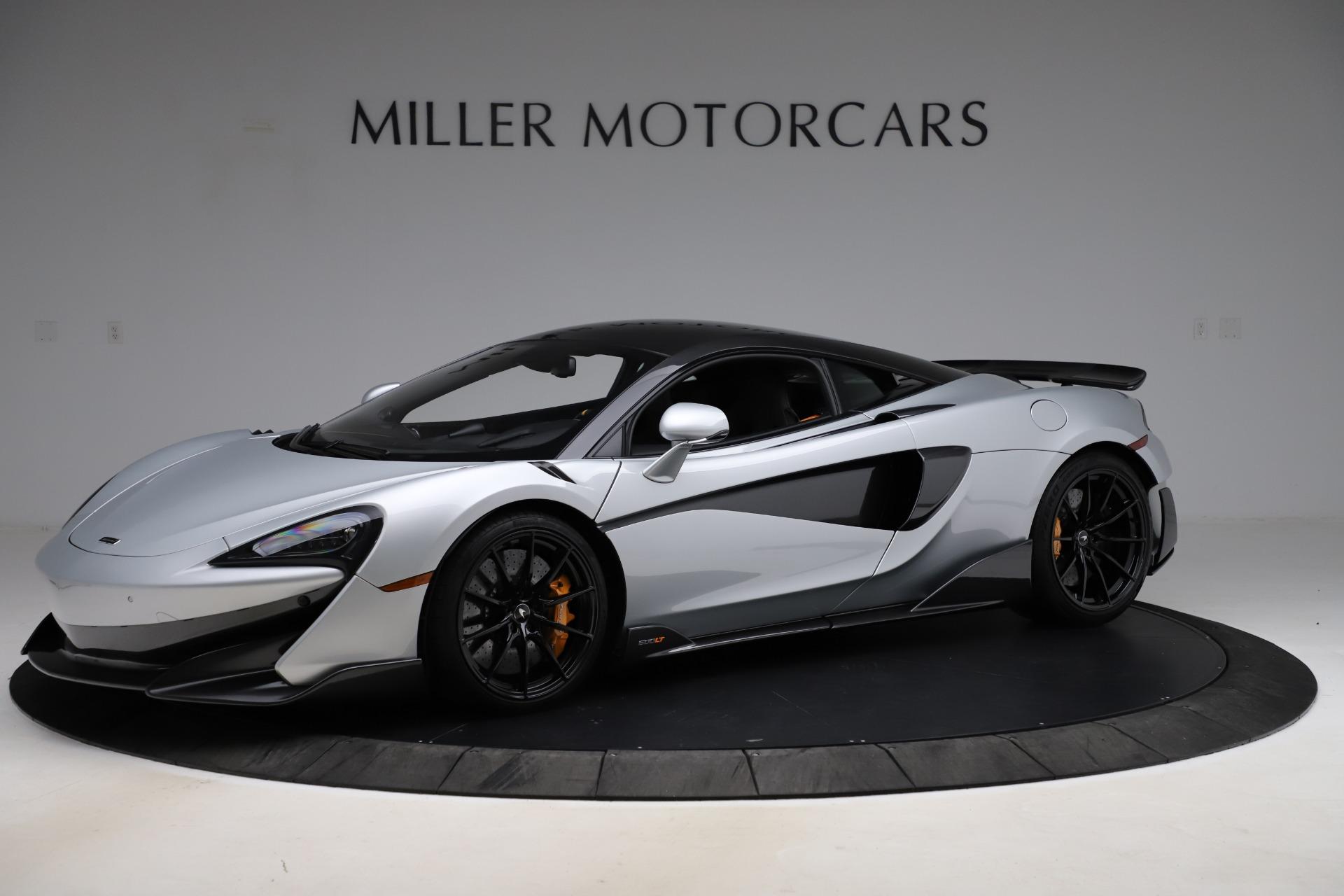 Used 2019 McLaren 600LT  | Greenwich, CT