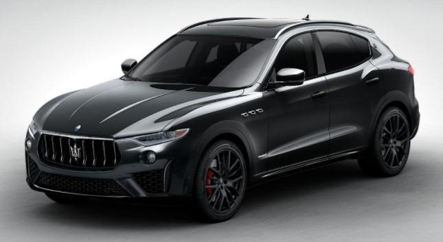 New 2021 Maserati Levante S Q4 GranSport | Greenwich, CT