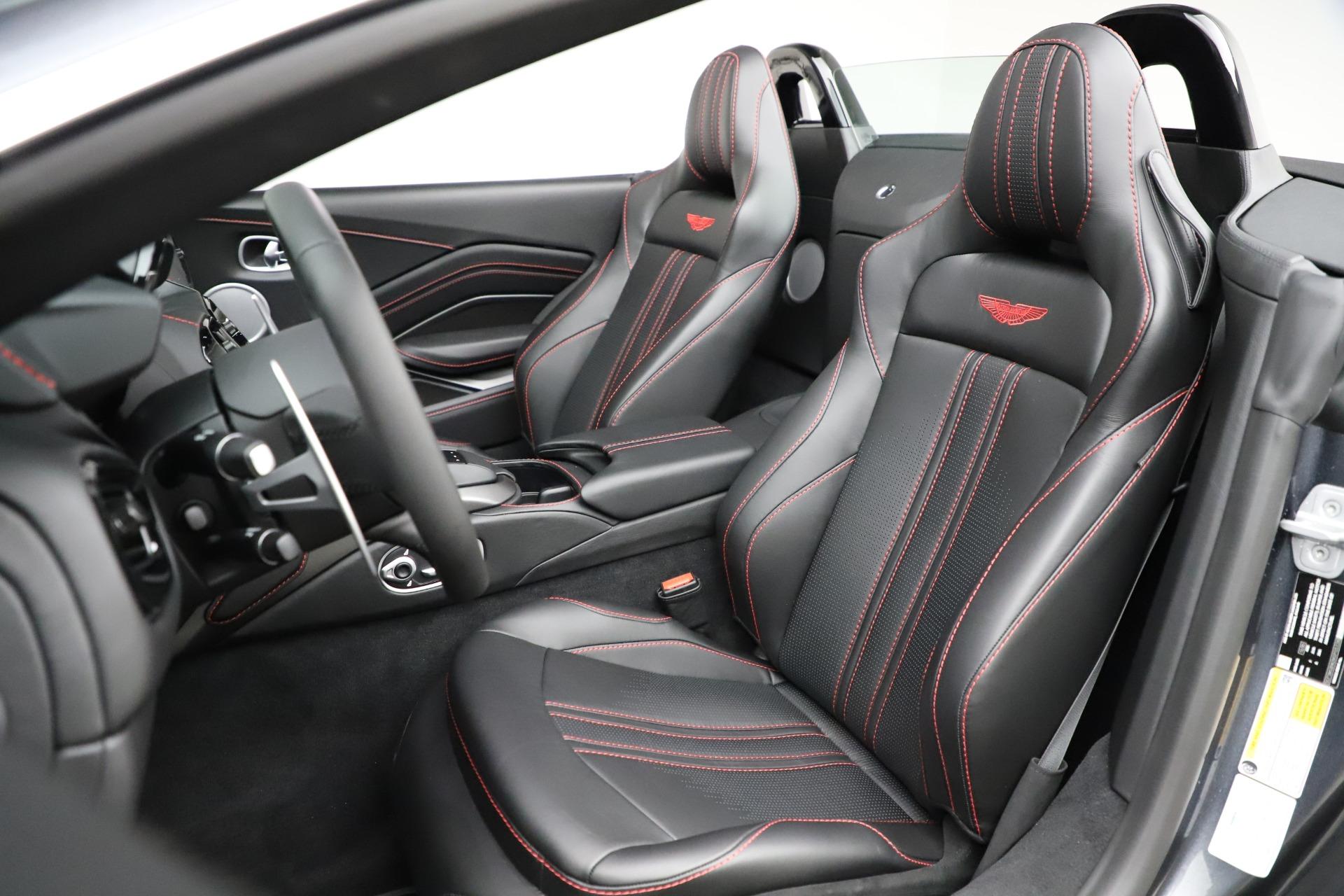 New 2021 Aston Martin Vantage Roadster Convertible