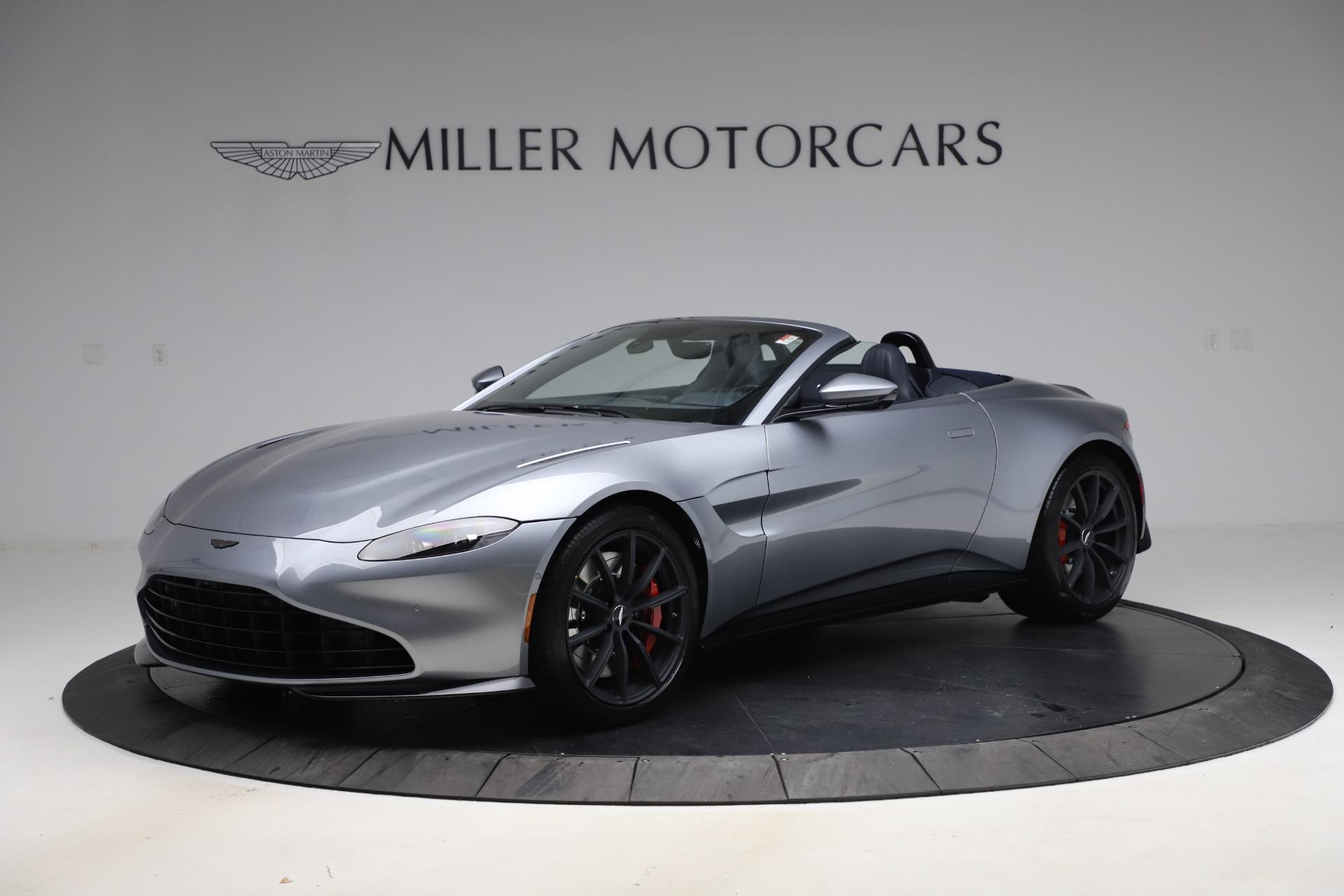 New 2021 Aston Martin Vantage Roadster Convertible   Greenwich, CT