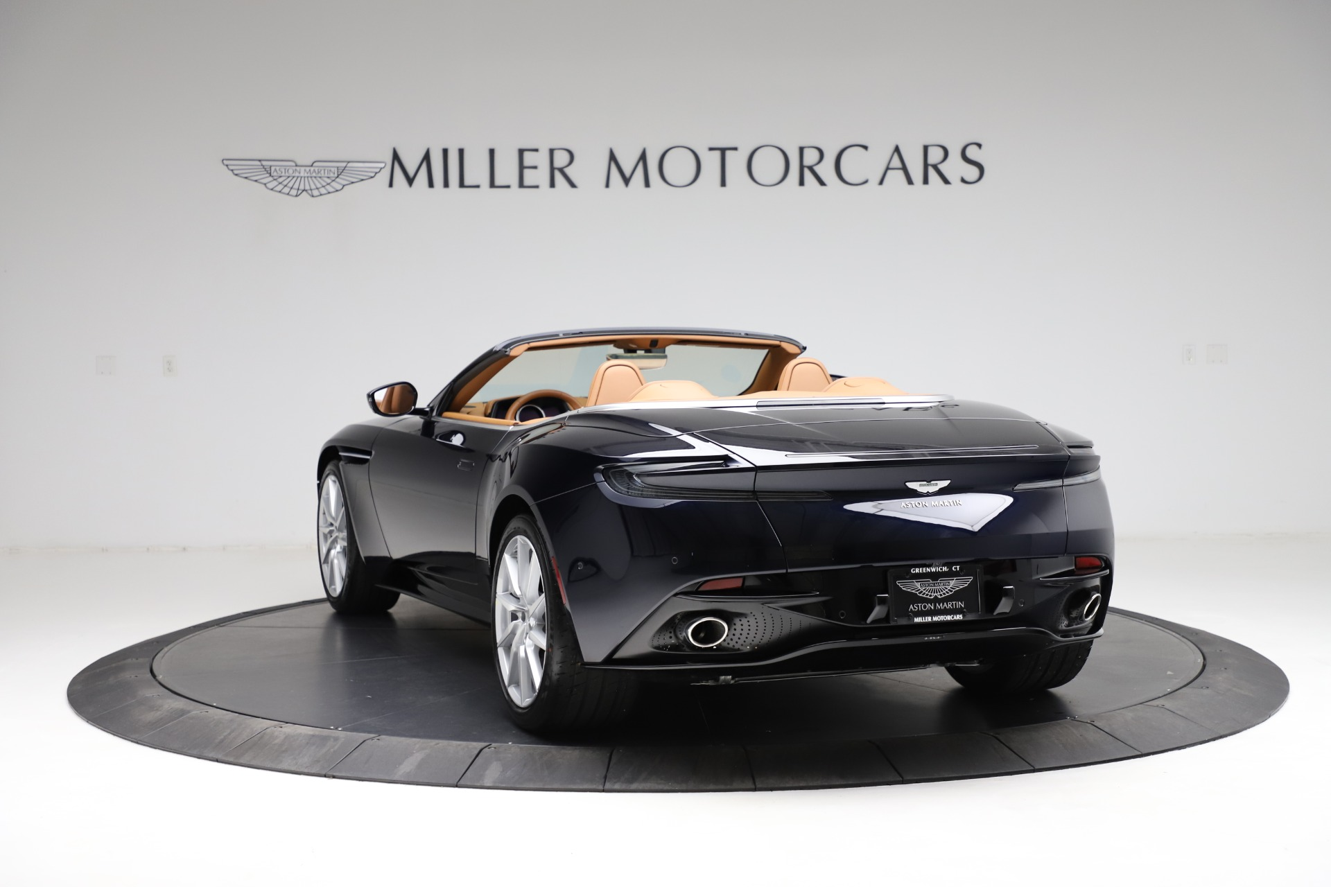 New 2021 Aston Martin DB11 Volante