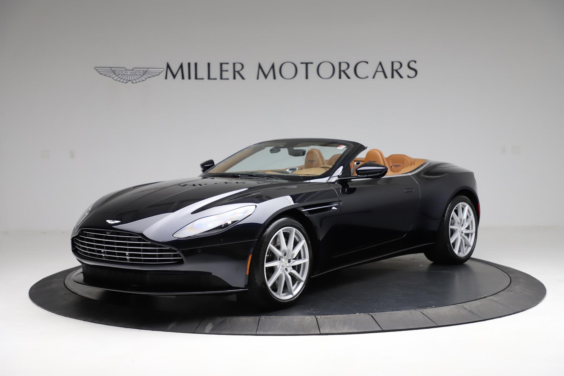 New 2021 Aston Martin DB11 Volante | Greenwich, CT