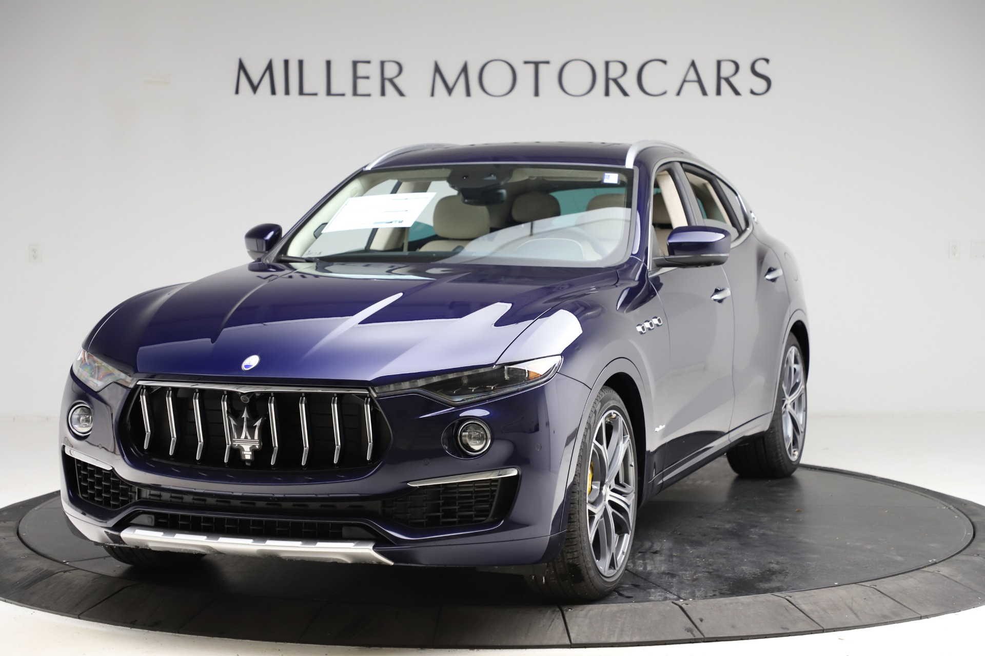 New 2021 Maserati Levante S Q4 GranLusso | Greenwich, CT