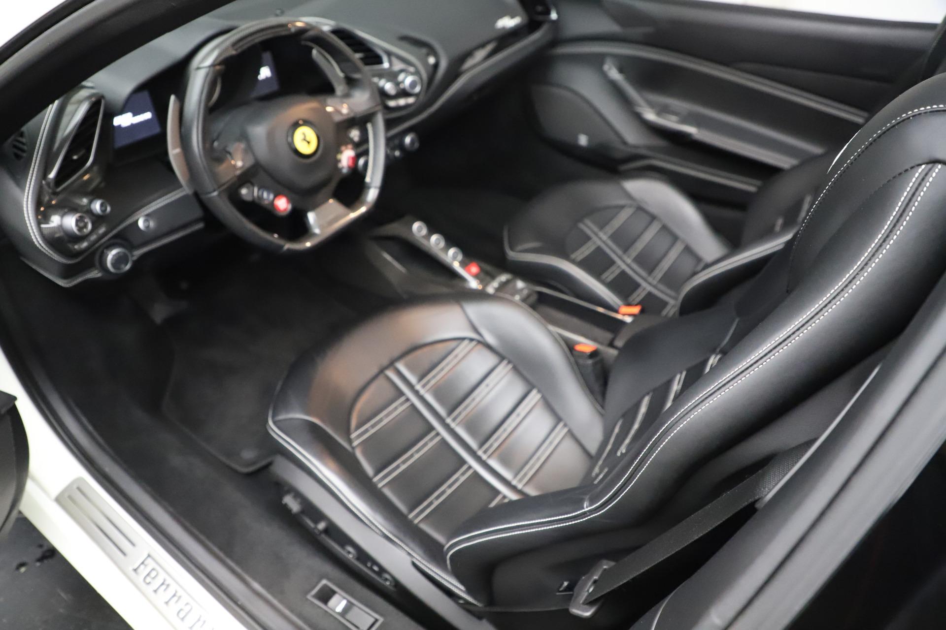 Used 2017 Ferrari 488 Spider