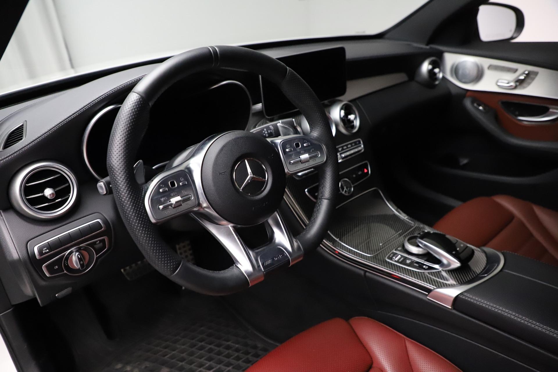 Used 2019 Mercedes Benz C Class AMG C 43