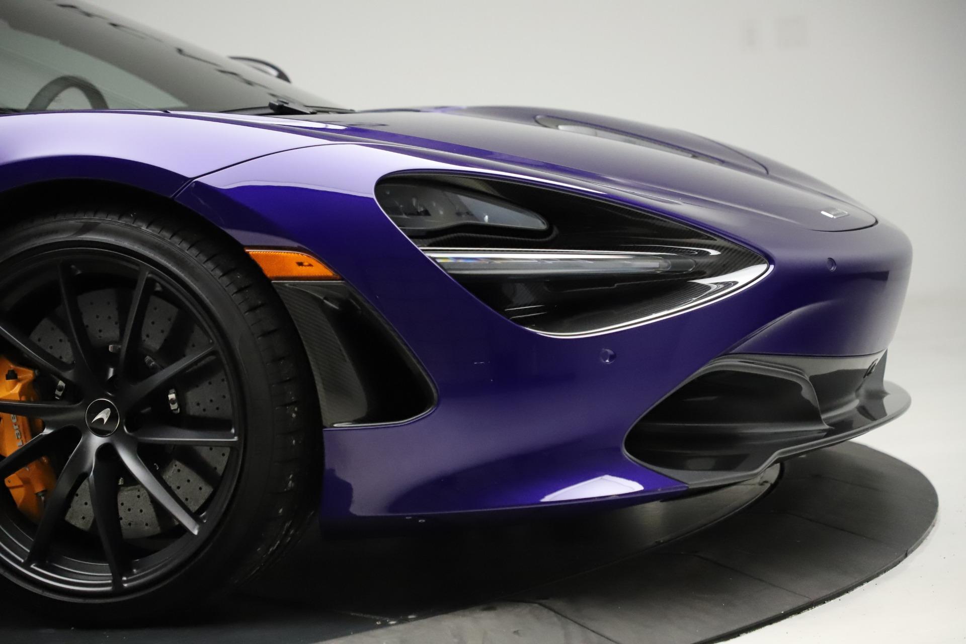 Used 2020 McLaren 720S Spider Performance