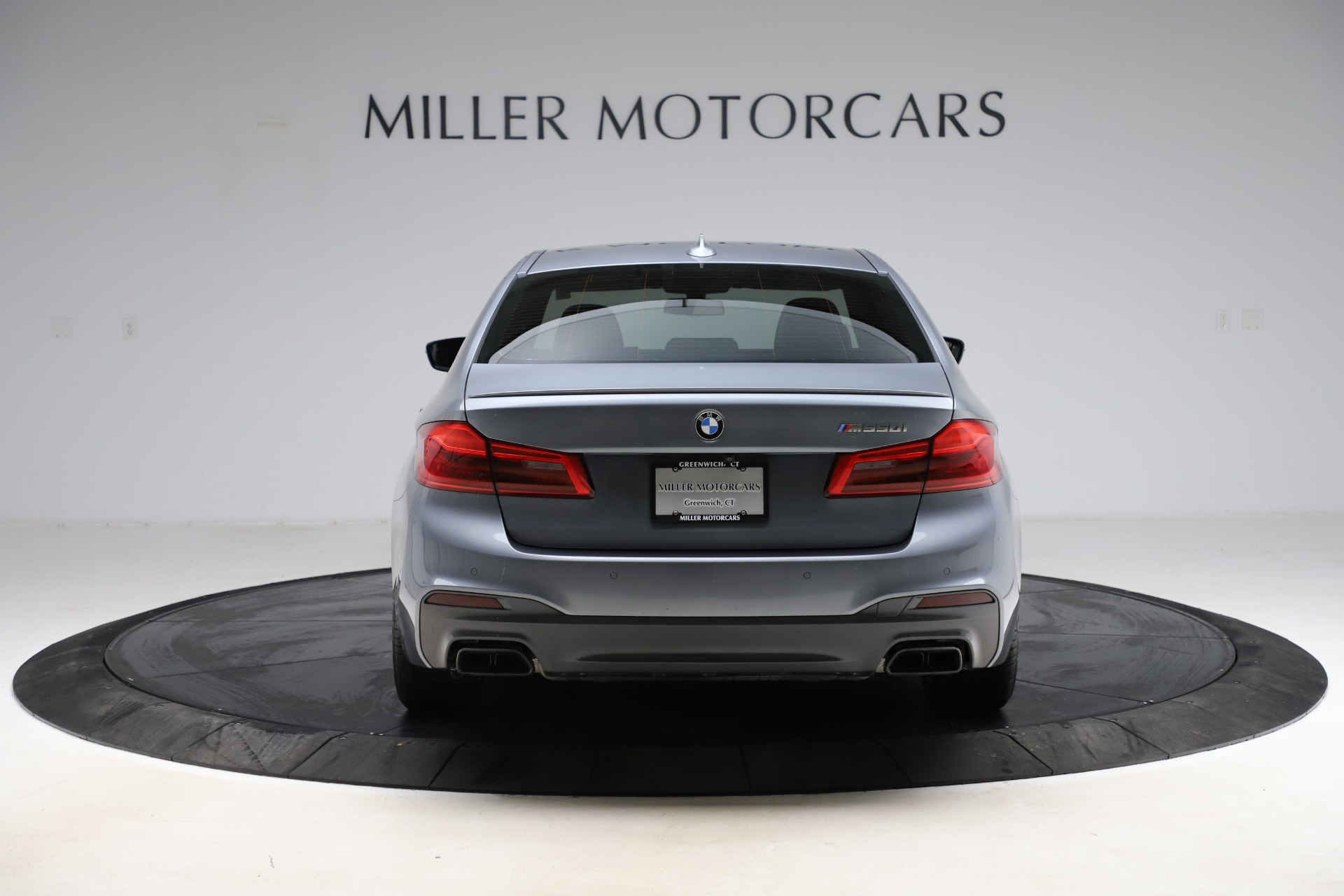 Used 2018 BMW 5 Series M550i xDrive