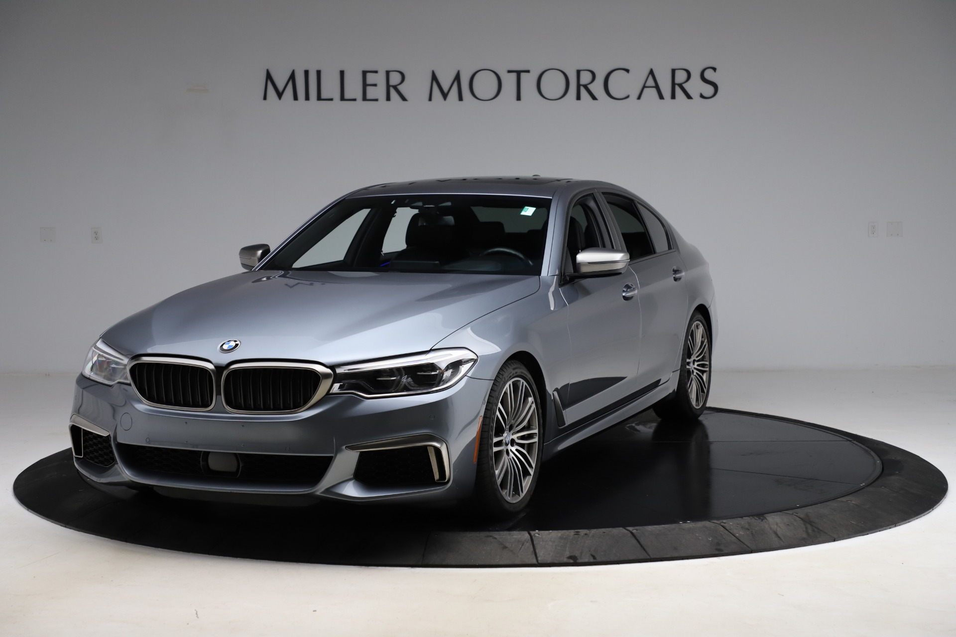 Used 2018 BMW 5 Series M550i xDrive | Greenwich, CT