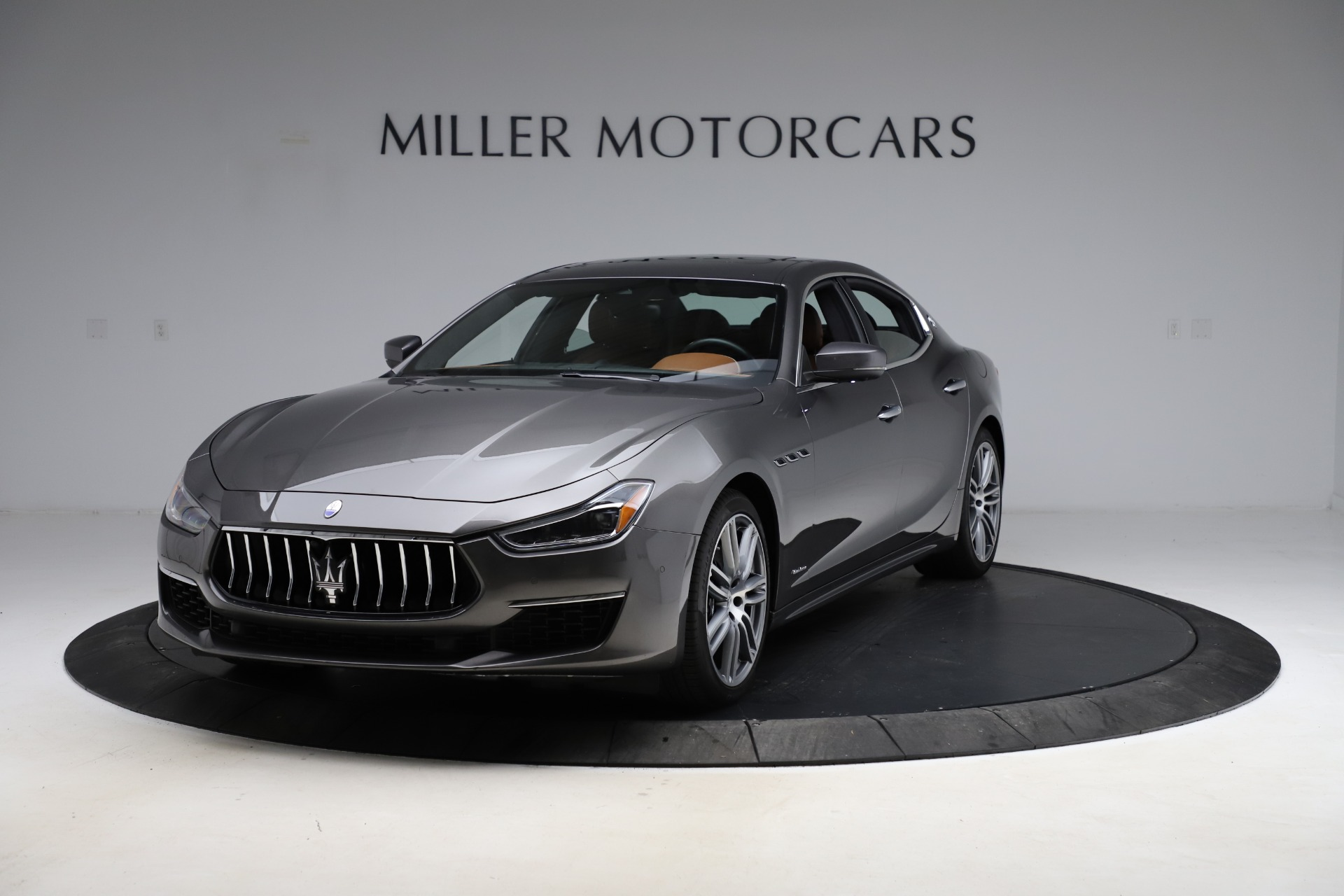 Used 2018 Maserati Ghibli SQ4 GranLusso | Greenwich, CT