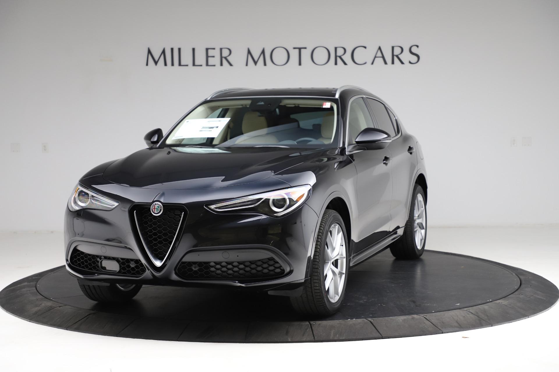 New 2021 Alfa Romeo Stelvio Ti Lusso Q4 | Greenwich, CT