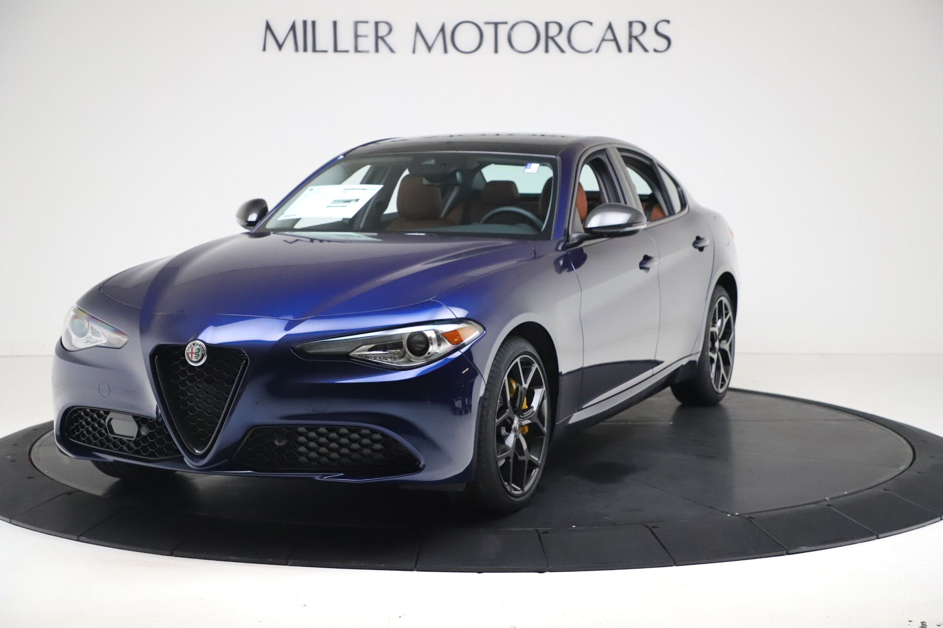 New 2021 Alfa Romeo Giulia Ti Q4 | Greenwich, CT