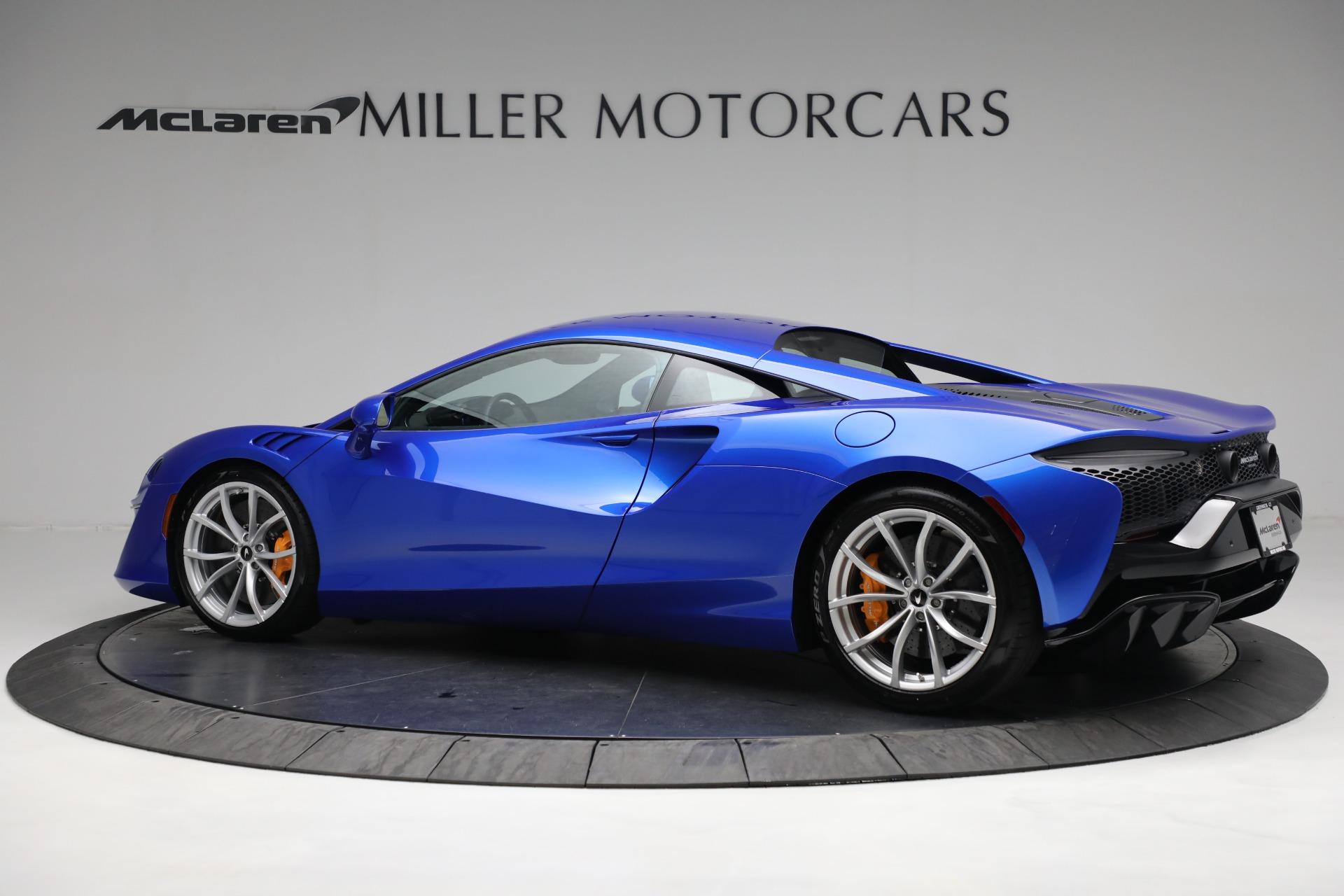New 2021 McLaren Artura