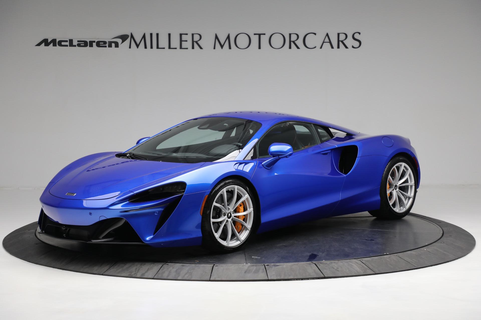 New 2021 McLaren Artura  | Greenwich, CT