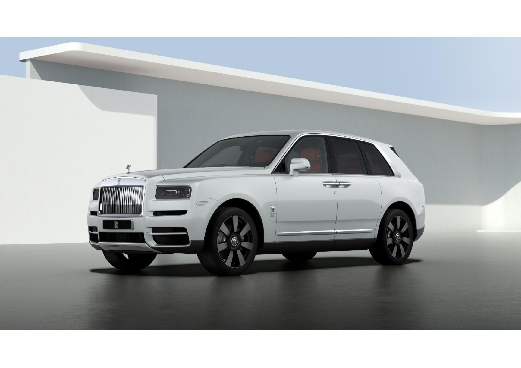 New 2021 Rolls-Royce Cullinan    Greenwich, CT