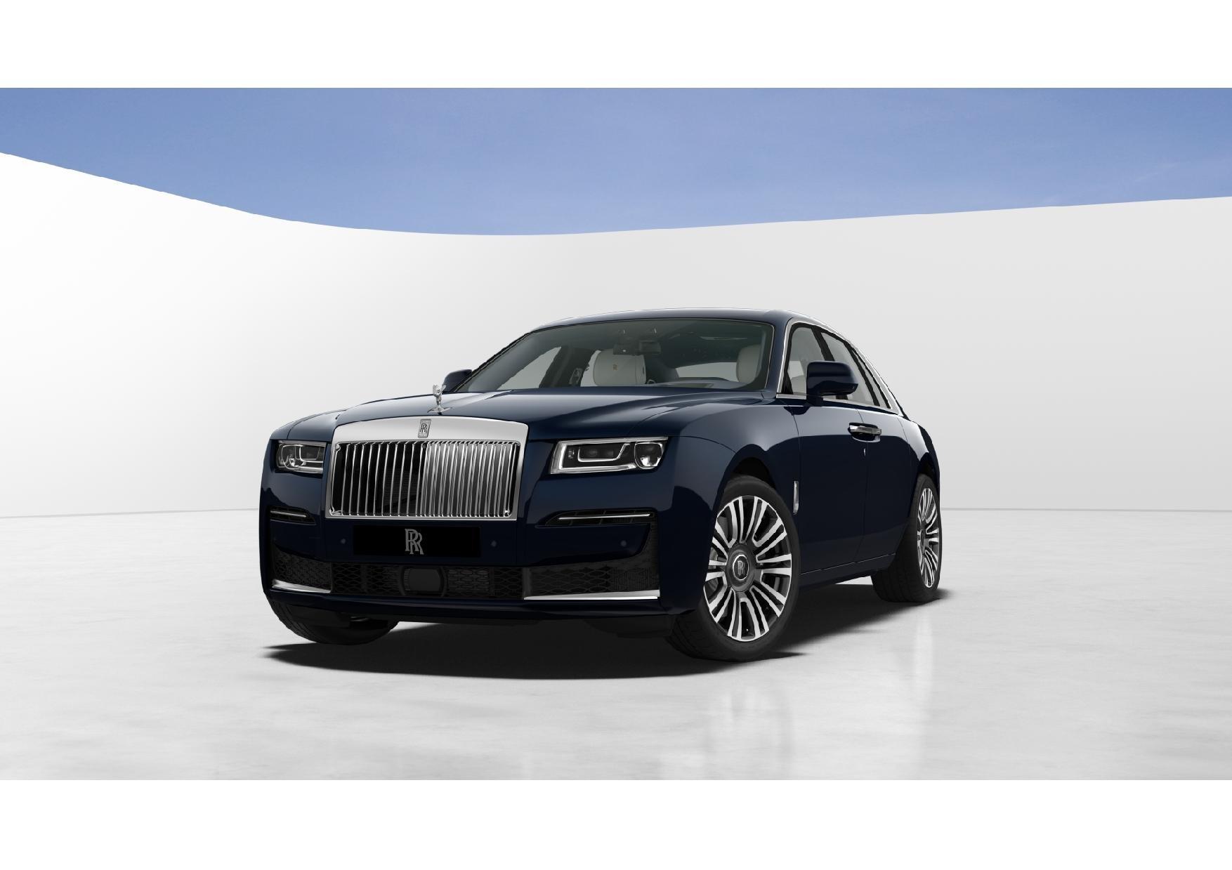New 2021 Rolls-Royce Ghost  | Greenwich, CT