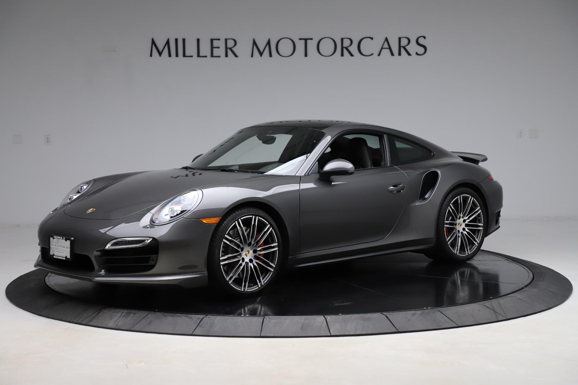 Used 2015 Porsche 911 Turbo
