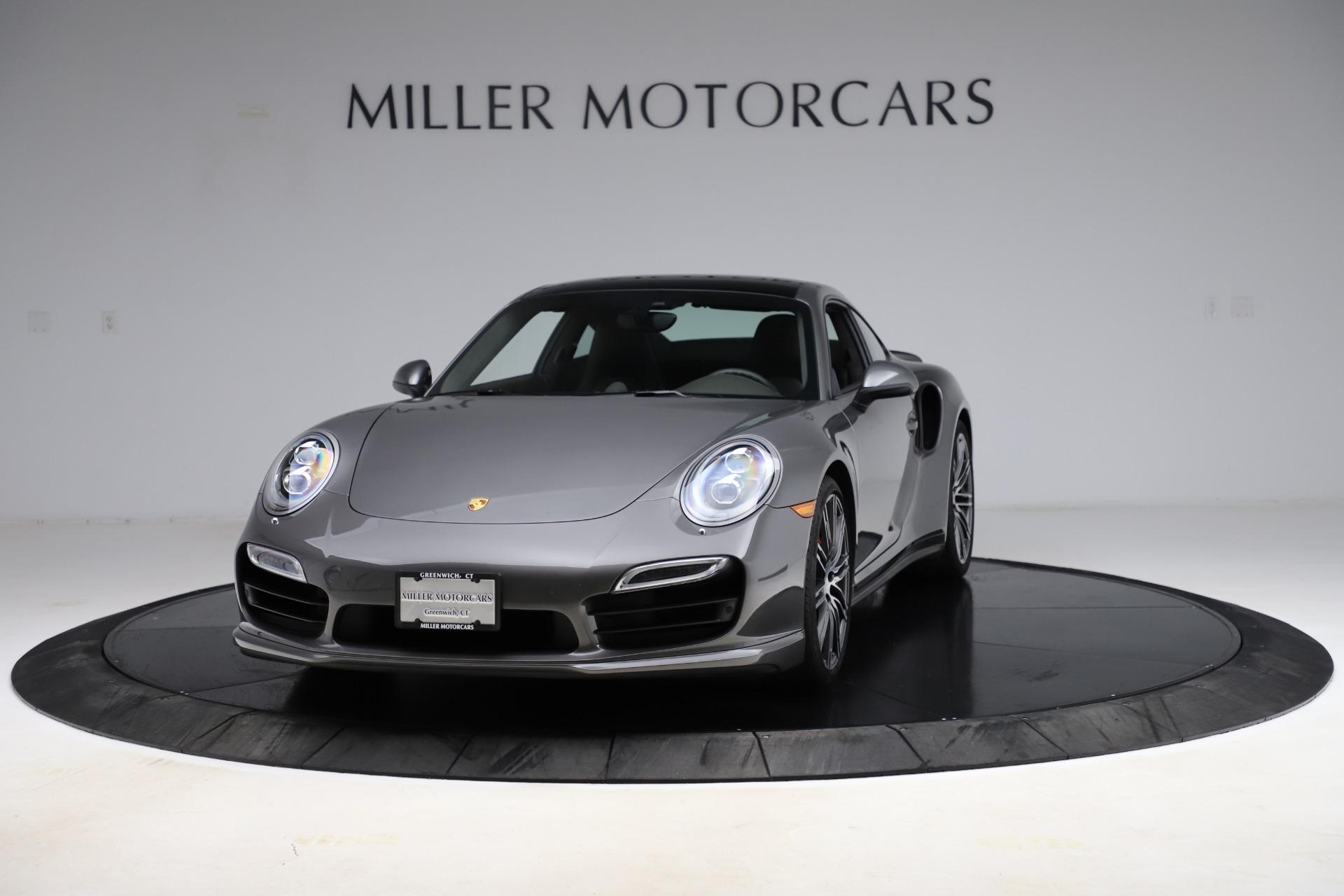 Used 2015 Porsche 911 Turbo | Greenwich, CT