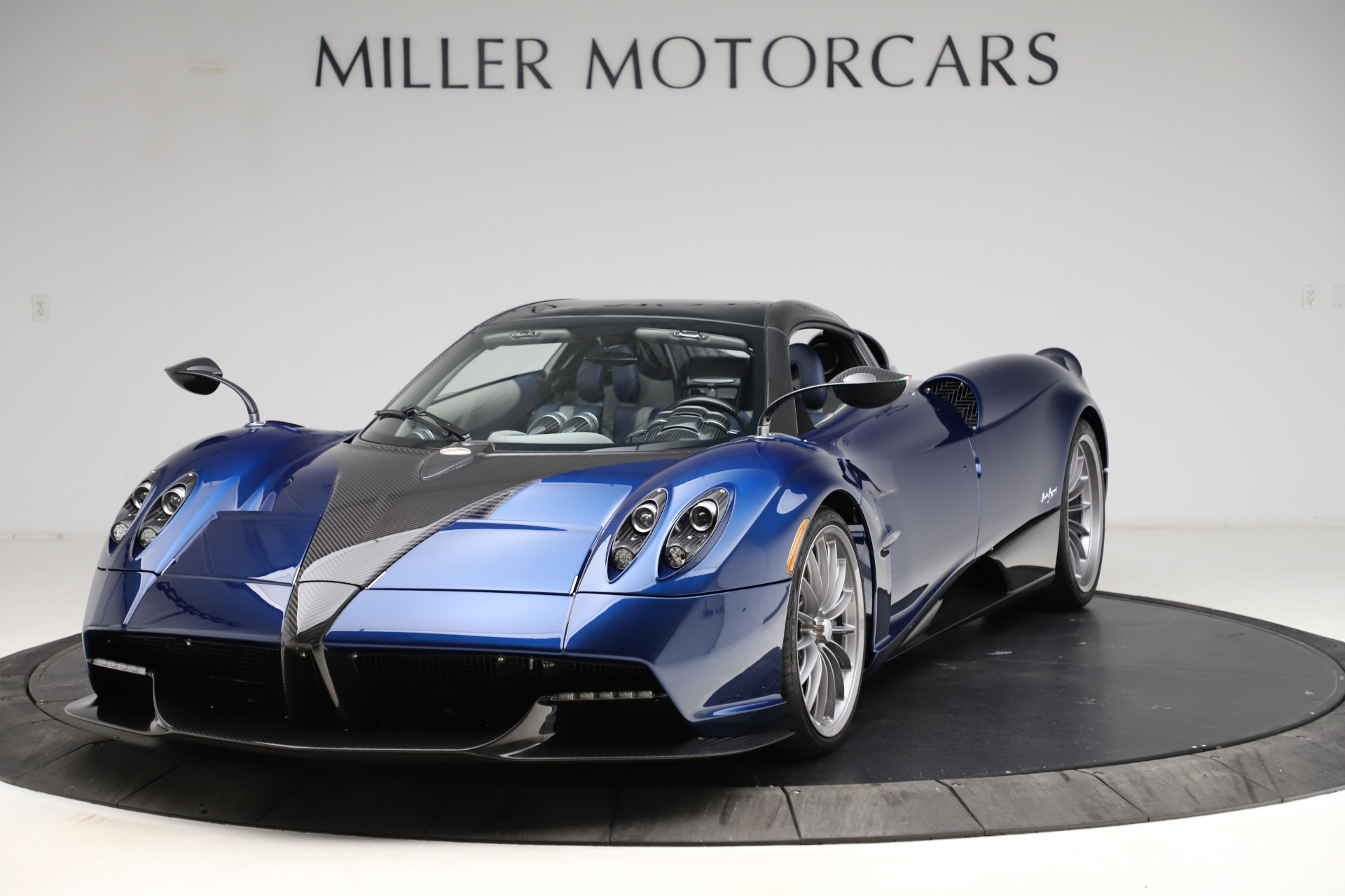 Used 2017 Pagani Huayra Roadster