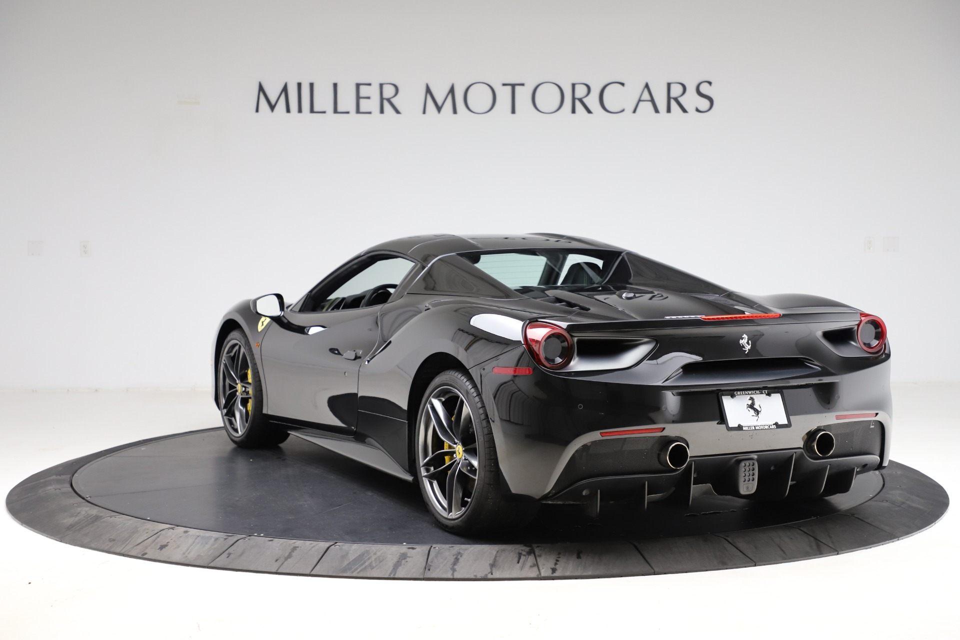 Used 2017 Ferrari 488 Spider