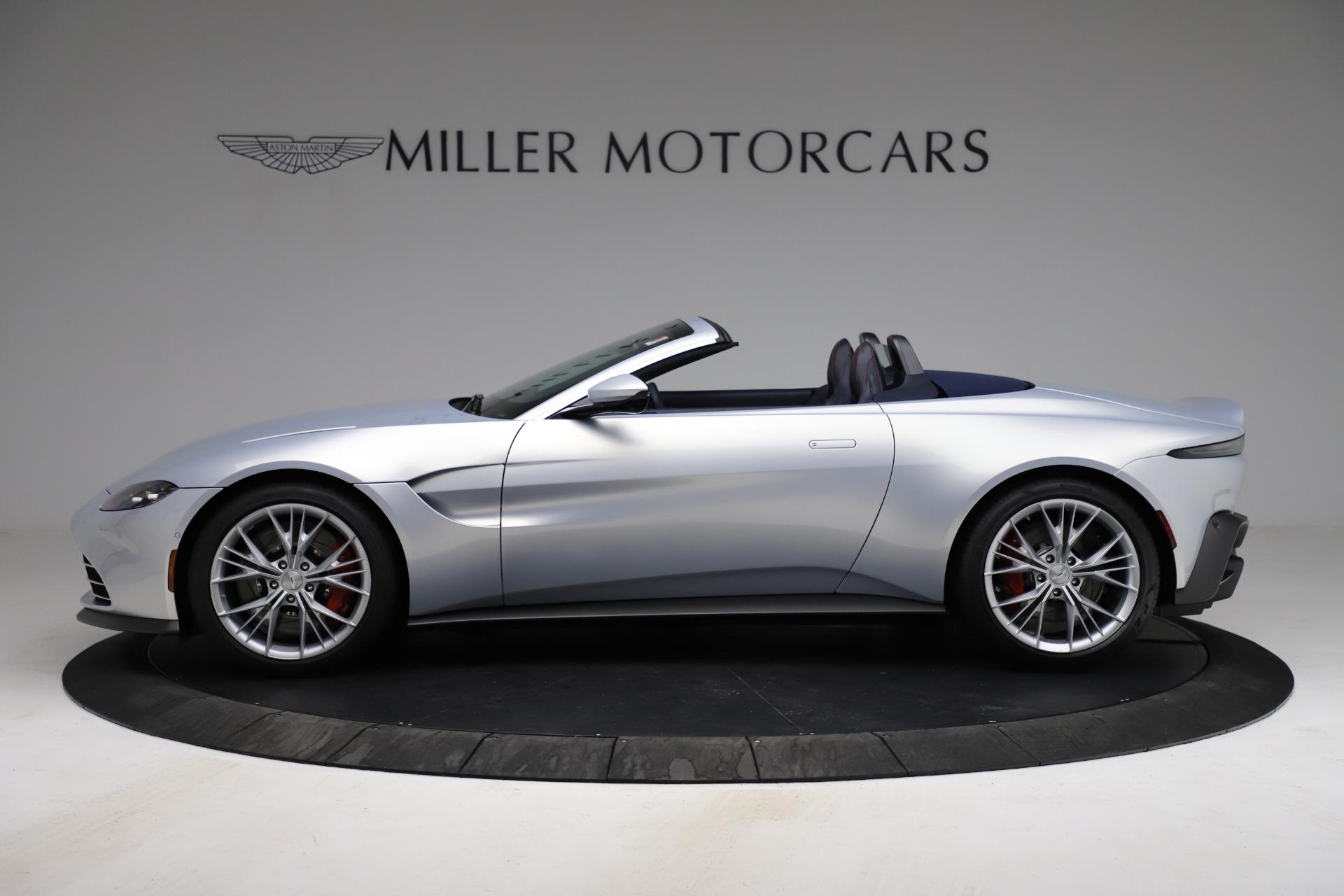 New 2021 Aston Martin Vantage Roadster