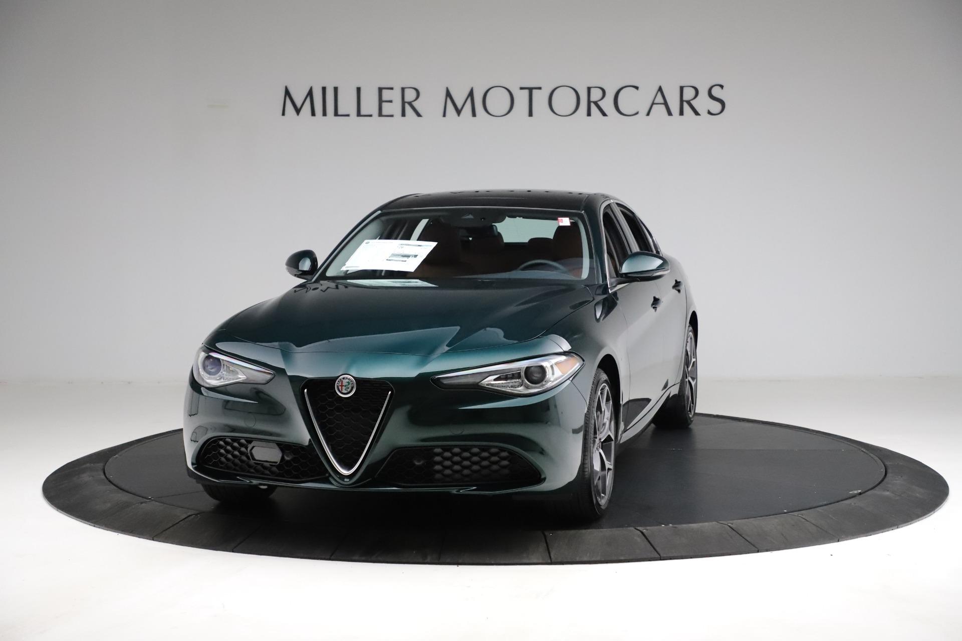 New 2021 Alfa Romeo Giulia Ti Q4 | Greenwich, CT