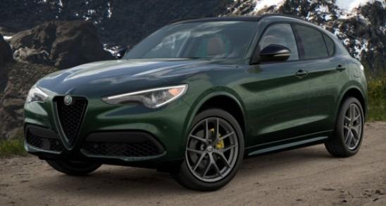 New 2021 Alfa Romeo Stelvio Ti Sport Q4 | Greenwich, CT