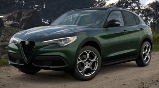 New 2021 Alfa Romeo Stelvio Q4   Greenwich, CT
