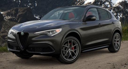 New 2021 Alfa Romeo Stelvio Ti Sport | Greenwich, CT