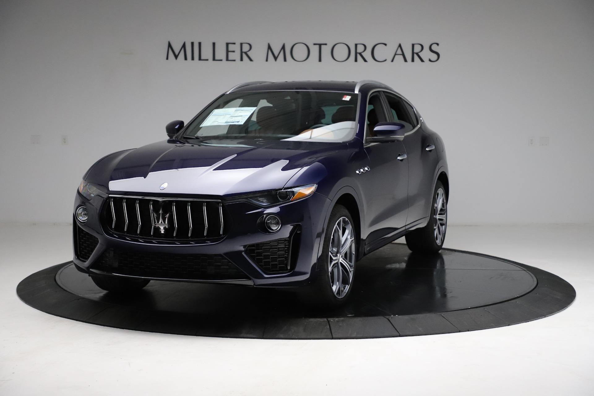 New 2021 Maserati Levante S Q4 | Greenwich, CT