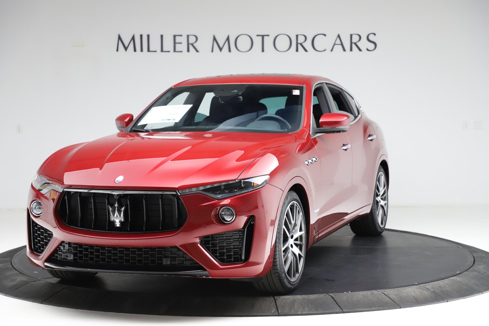 New 2020 Maserati Levante S Q4 GranSport | Greenwich, CT