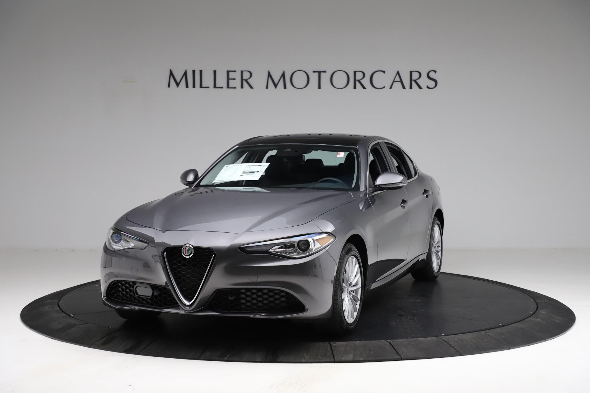New 2021 Alfa Romeo Giulia Q4 | Greenwich, CT