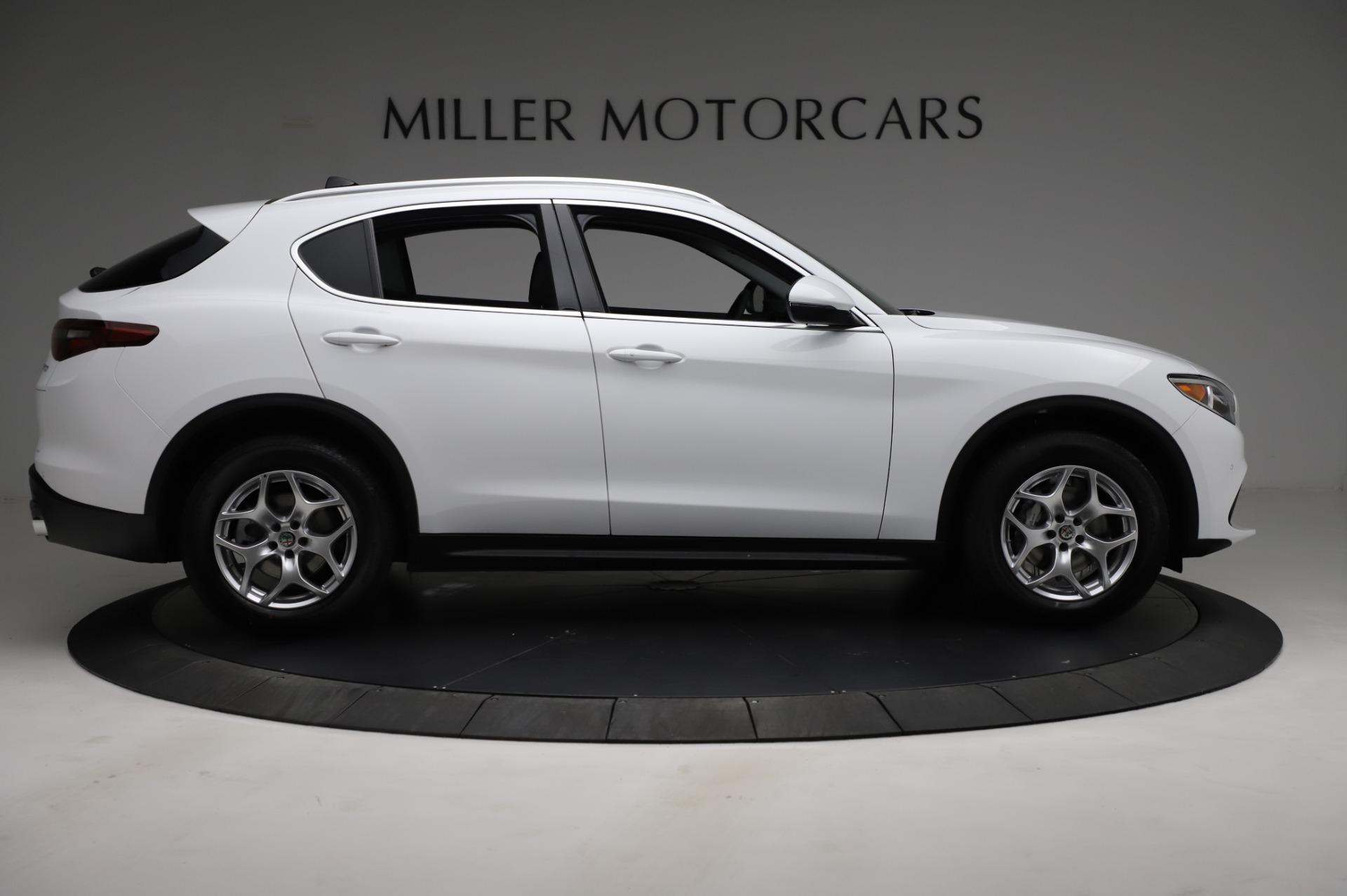 New 2021 Alfa Romeo Stelvio Q4
