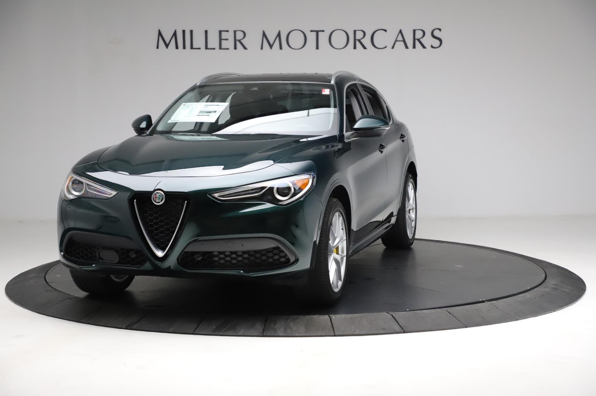 New 2021 Alfa Romeo Stelvio Ti Q4 | Greenwich, CT