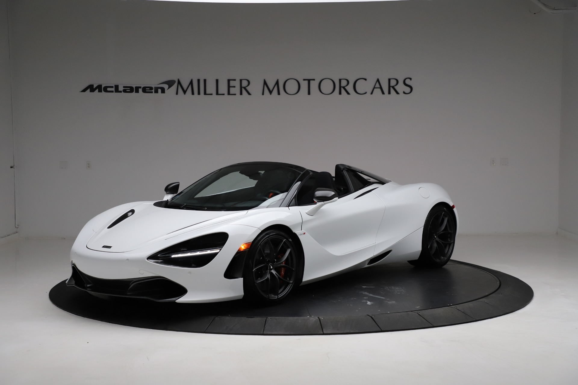 Used 2020 McLaren 720S Spider | Greenwich, CT