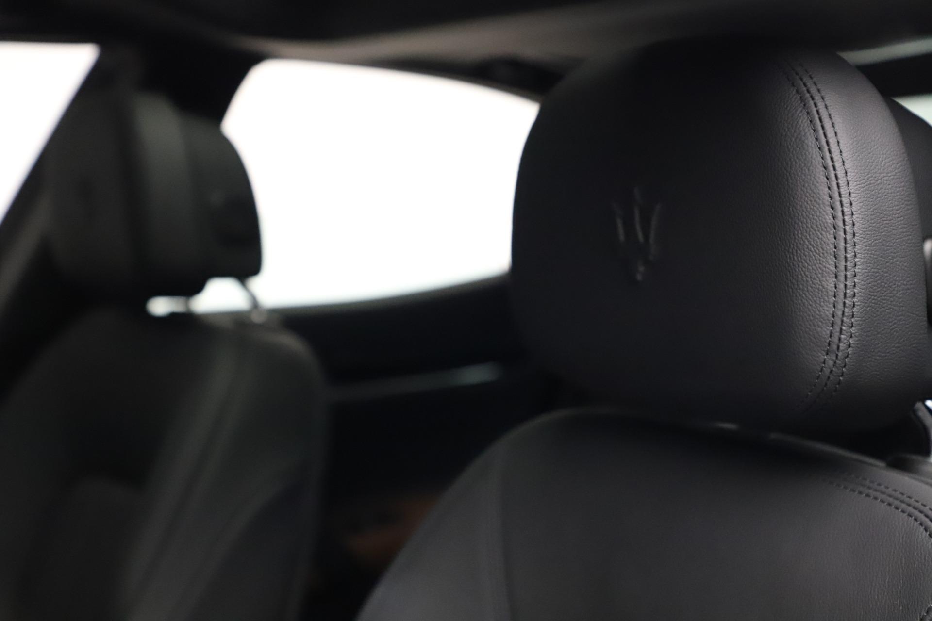 New 2021 Maserati Ghibli S Q4