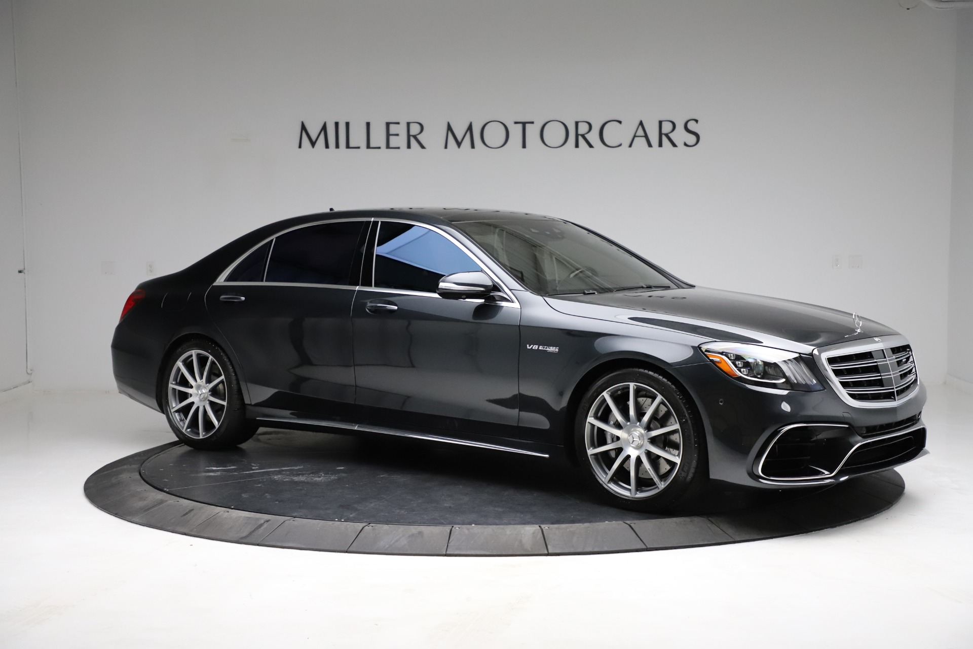 Used 2019 Mercedes Benz S Class AMG S 63