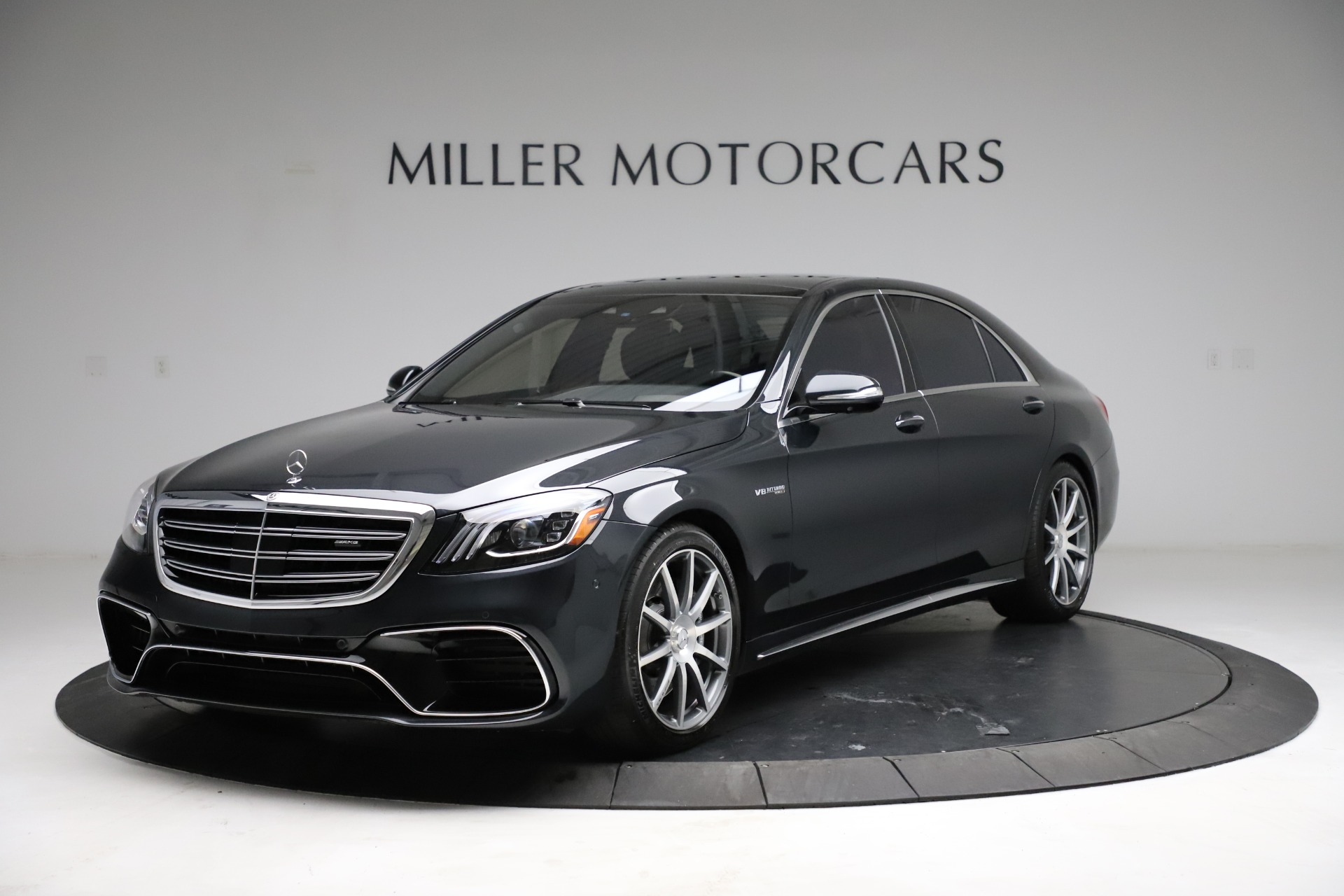 Used 2019 Mercedes-Benz S-Class AMG S 63 | Greenwich, CT