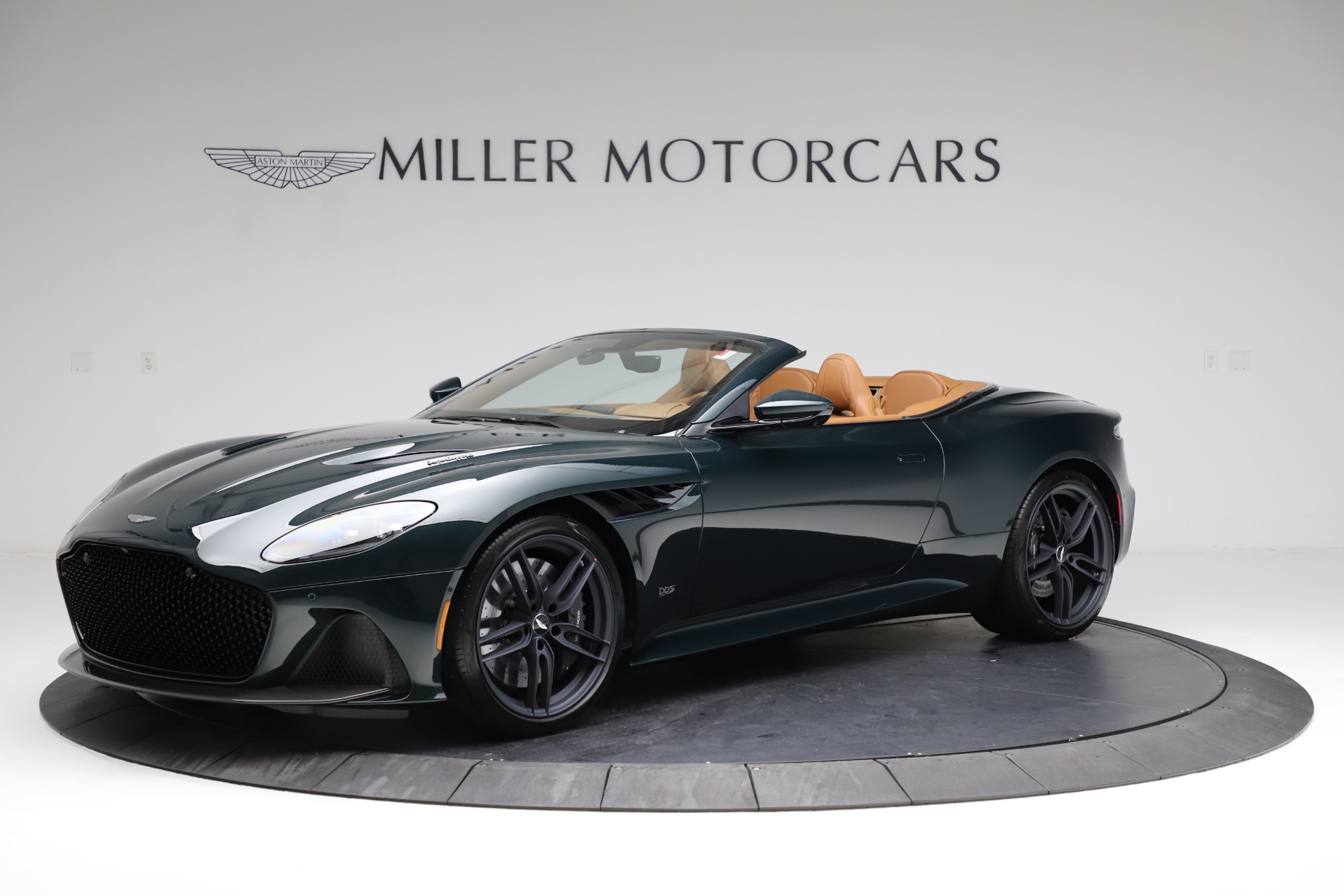 New 2021 Aston Martin DBS Superleggera Volante | Greenwich, CT