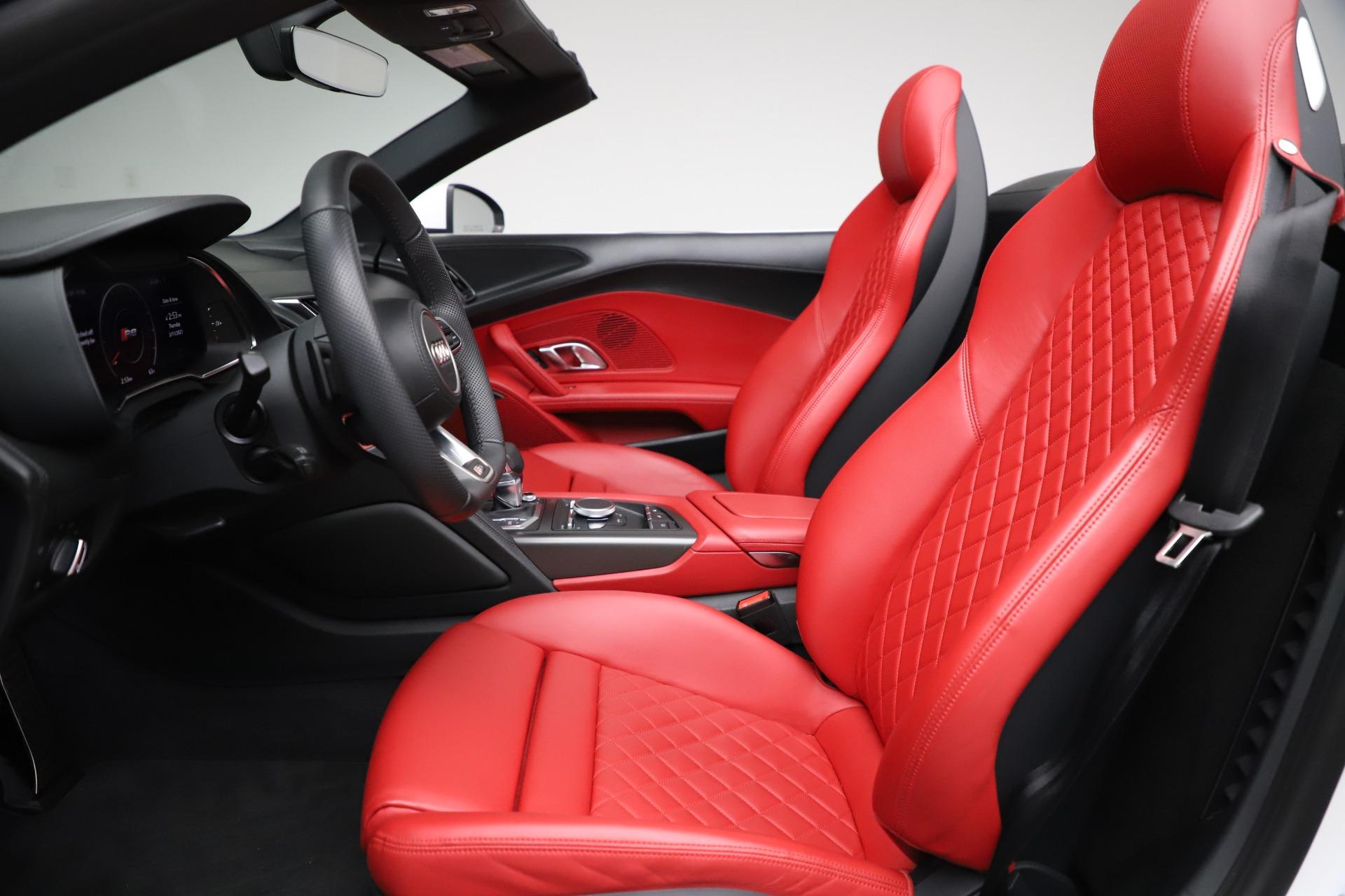 Used 2018 Audi R8 Spyder