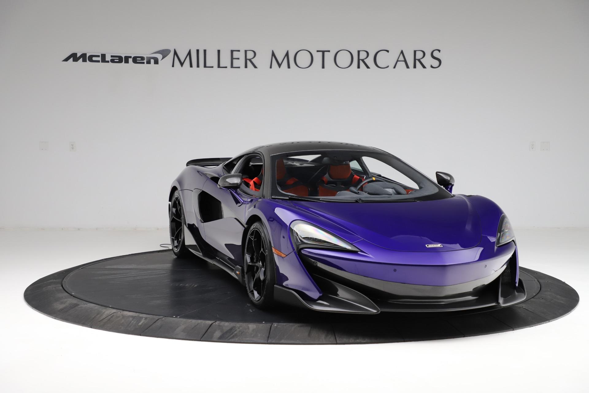 Used 2019 McLaren 600LT